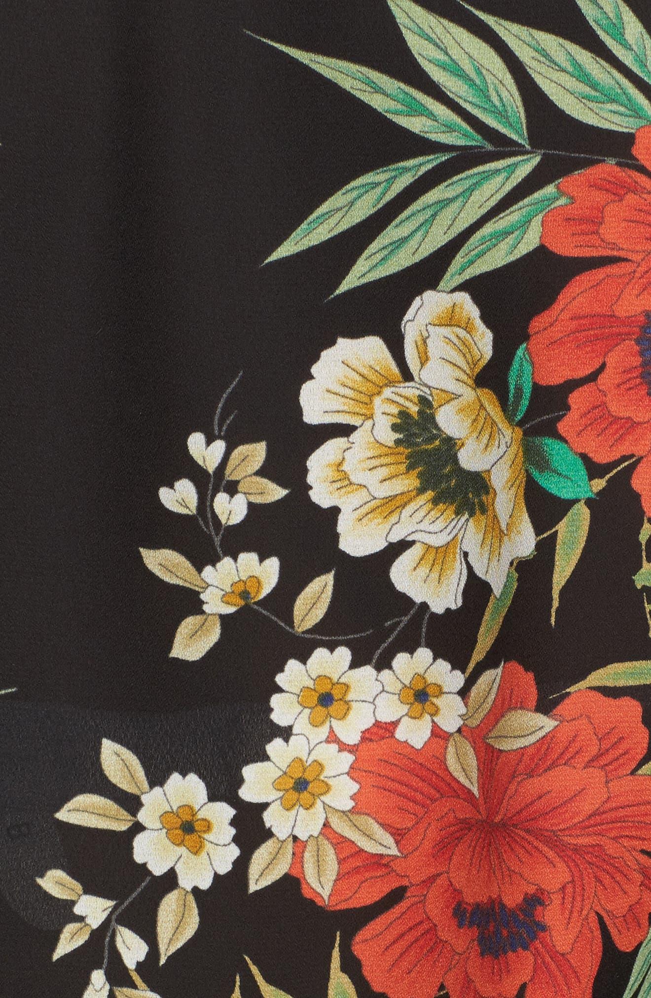 Melody Kimono Wrap,                             Alternate thumbnail 5, color,
