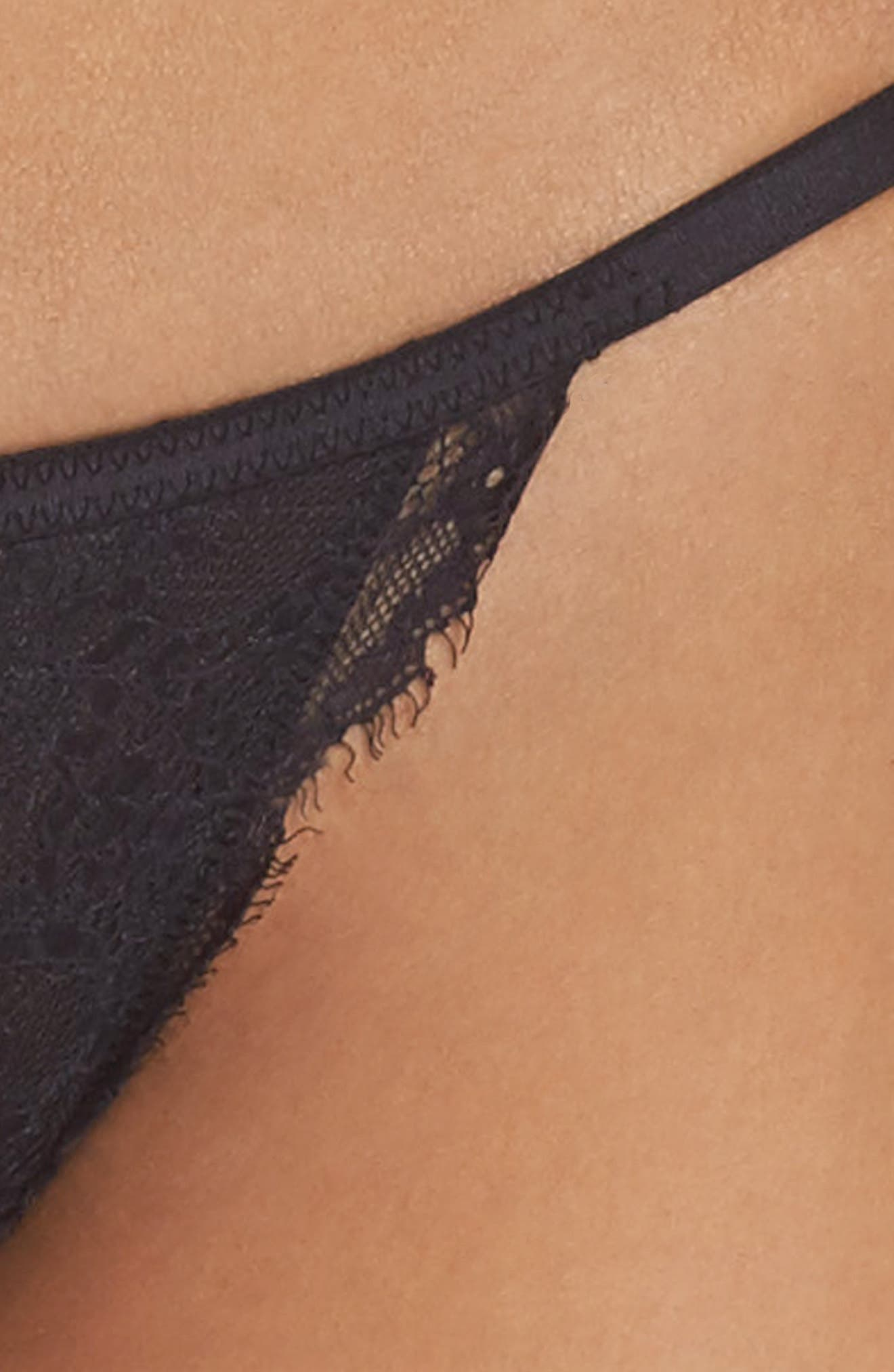 Intimately FP You're So Great Thong,                             Alternate thumbnail 16, color,