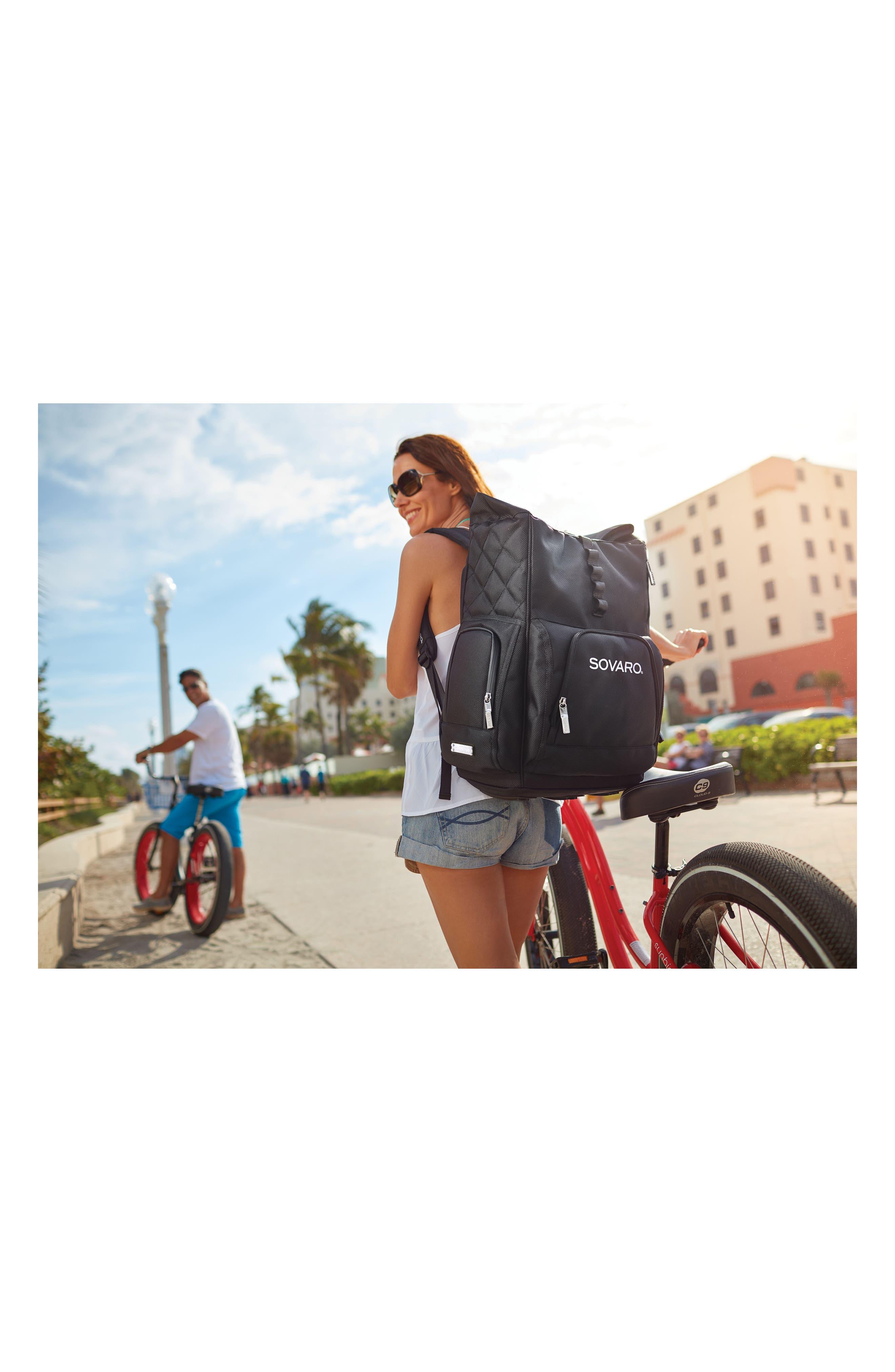 Backpack Cooler,                             Alternate thumbnail 7, color,                             001