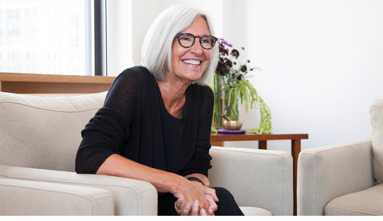 Calling planet Earth: Eileen Fisher on her eco-conscious brand.