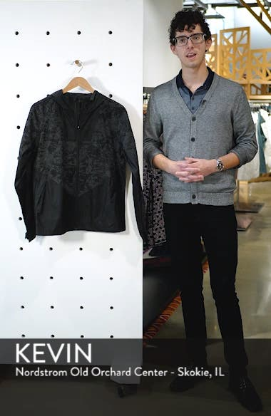 Hooded Reflective Jacket, sales video thumbnail