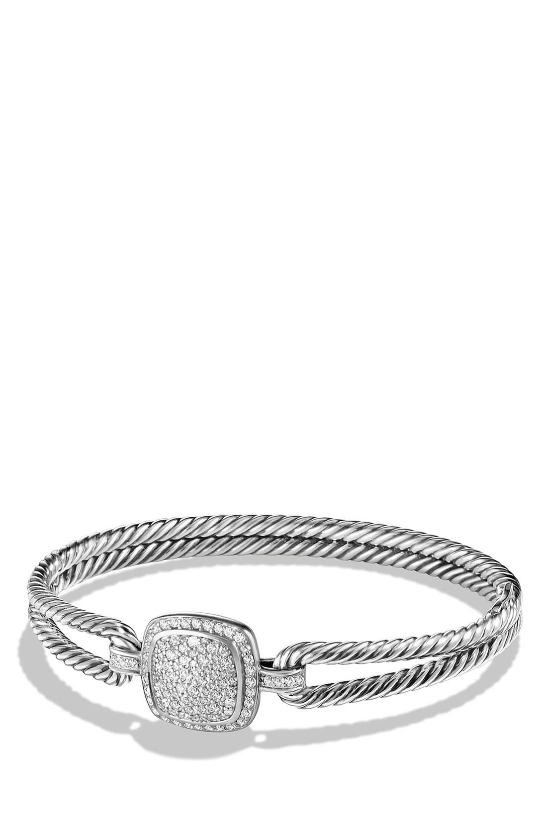 'Albion' Bracelet with Diamonds,                             Main thumbnail 1, color,                             DIAMOND
