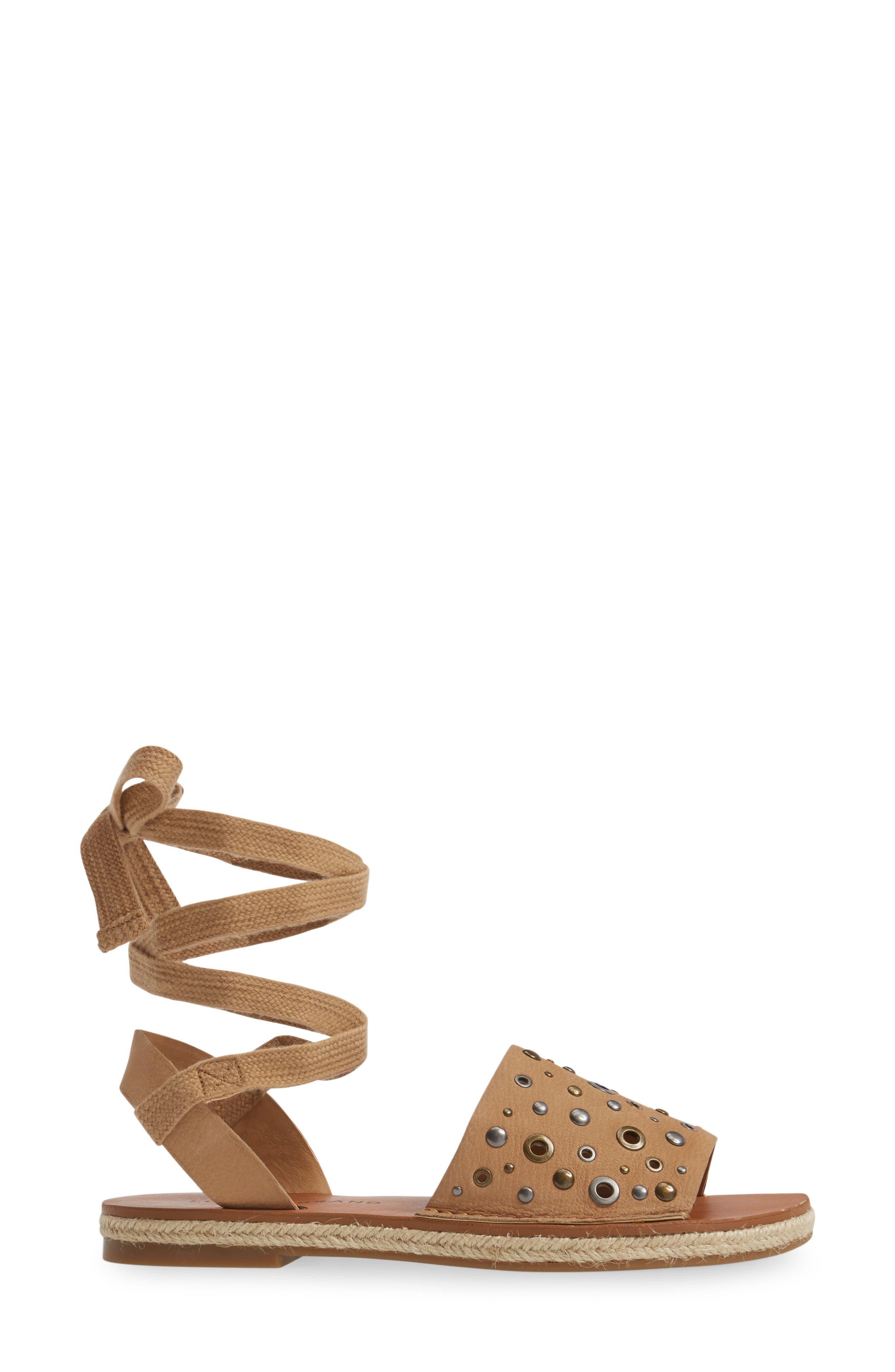 Daytah Ankle Tie Sandal,                             Alternate thumbnail 11, color,