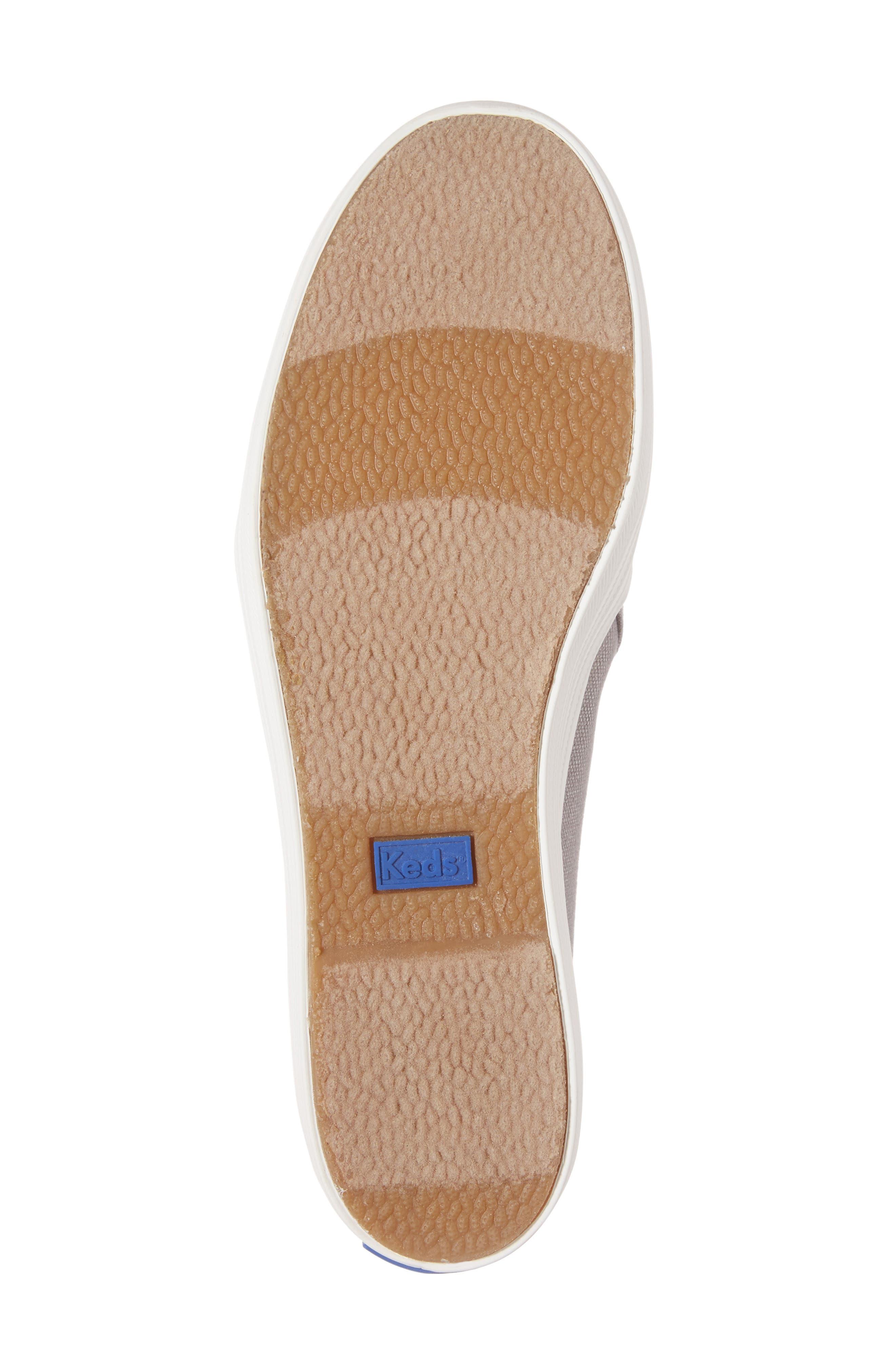 Triple Decker Slip-On Platform Sneaker,                             Alternate thumbnail 46, color,