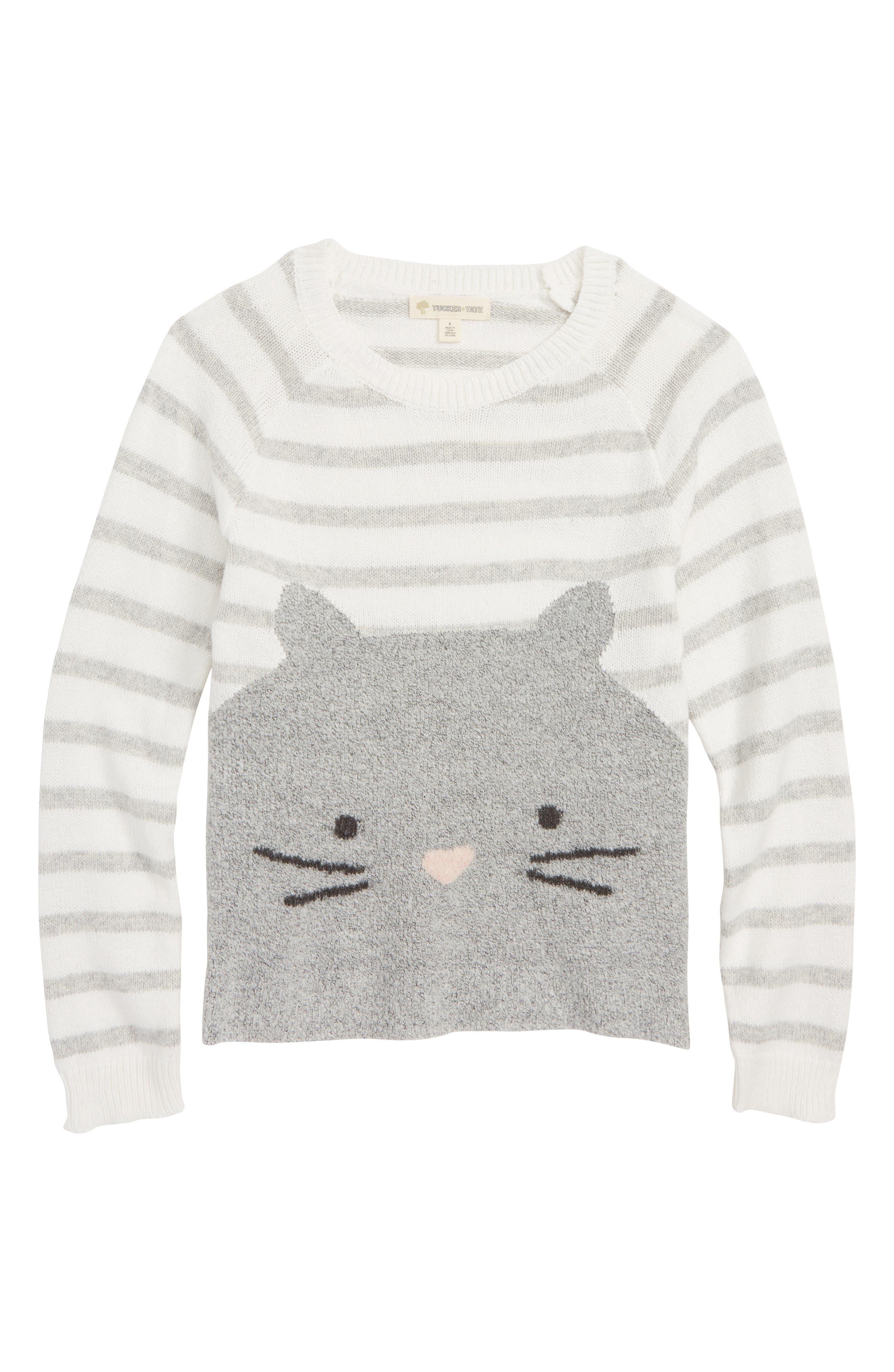 Icon Stripe Sweater,                         Main,                         color, 900