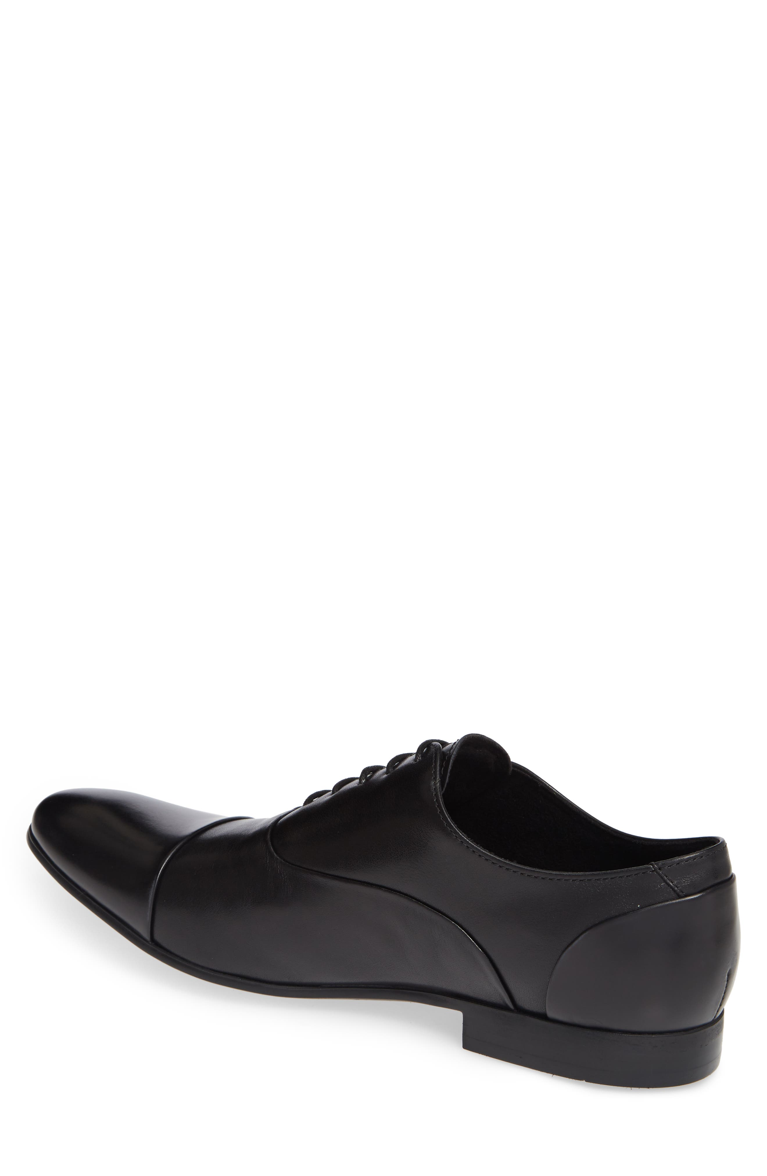KENNETH COLE NEW YORK,                             Mix Cap Toe Oxford,                             Alternate thumbnail 2, color,                             008