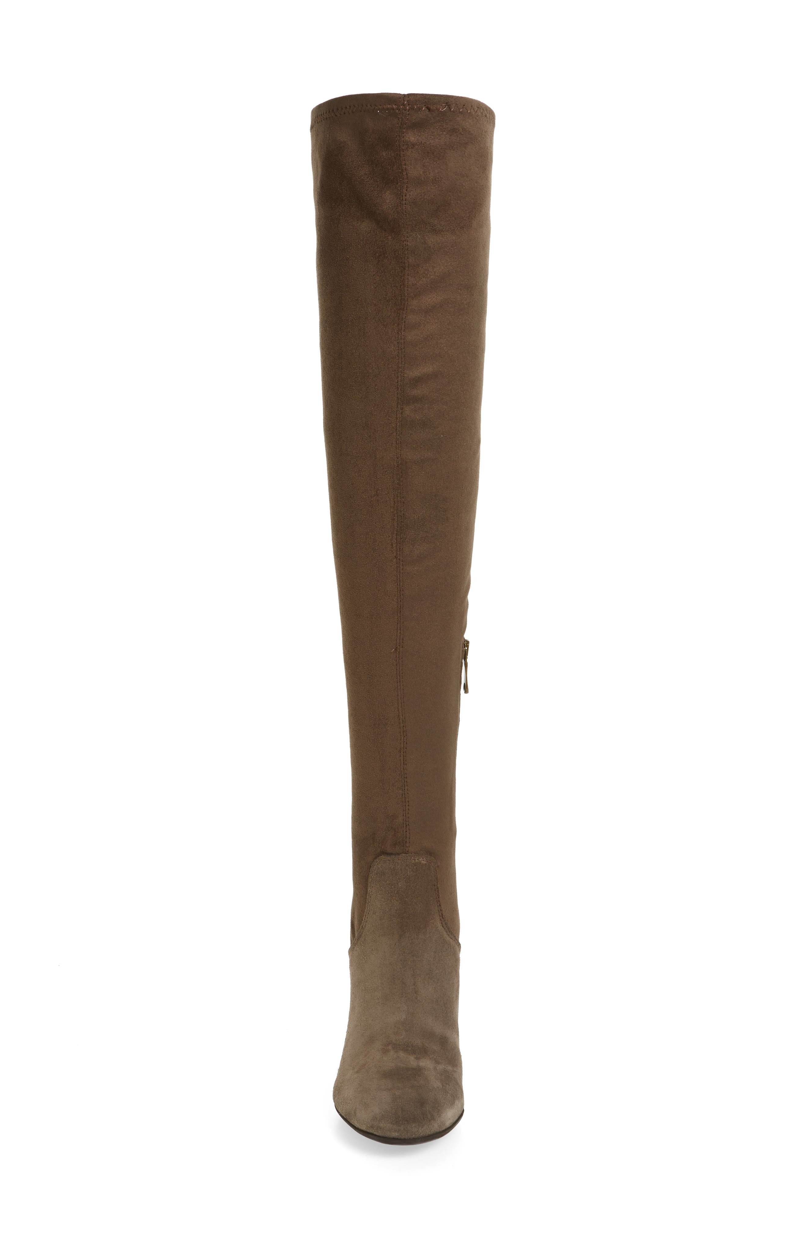 Clarice Over the Knee Boot,                             Alternate thumbnail 7, color,