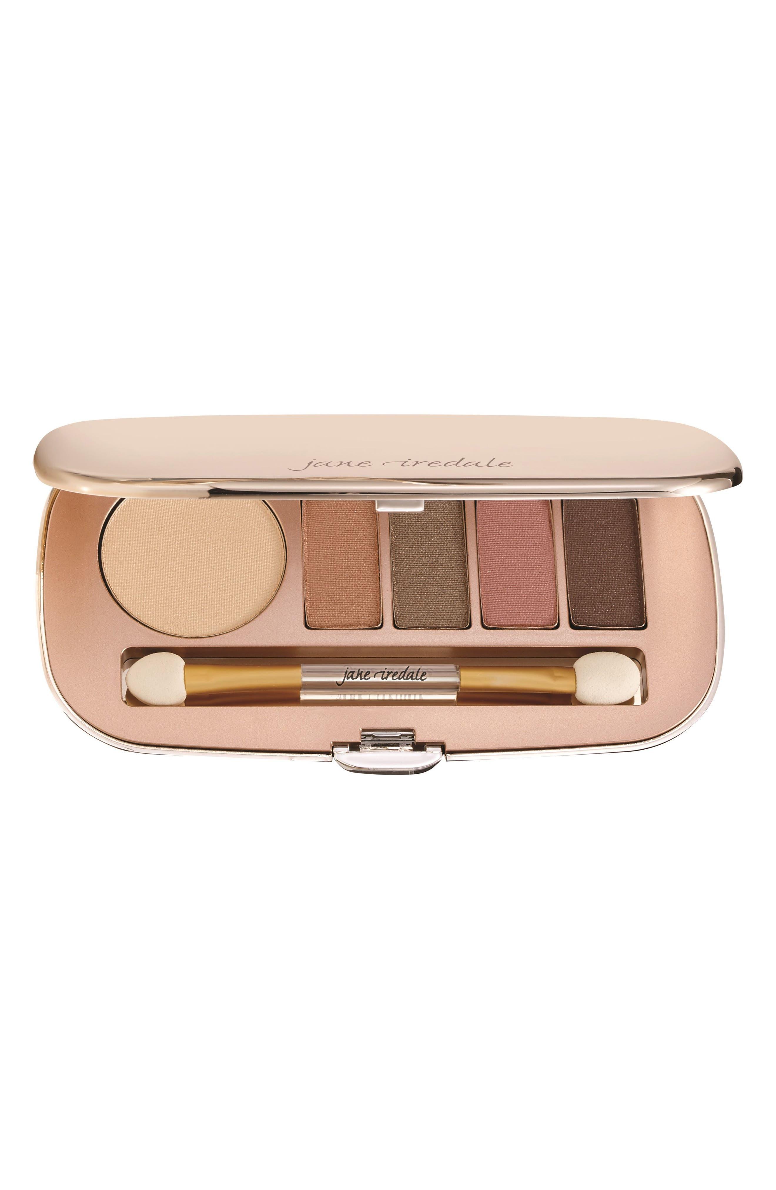 Naturally Glam Eyeshadow Kit,                             Main thumbnail 1, color,                             NO COLOR