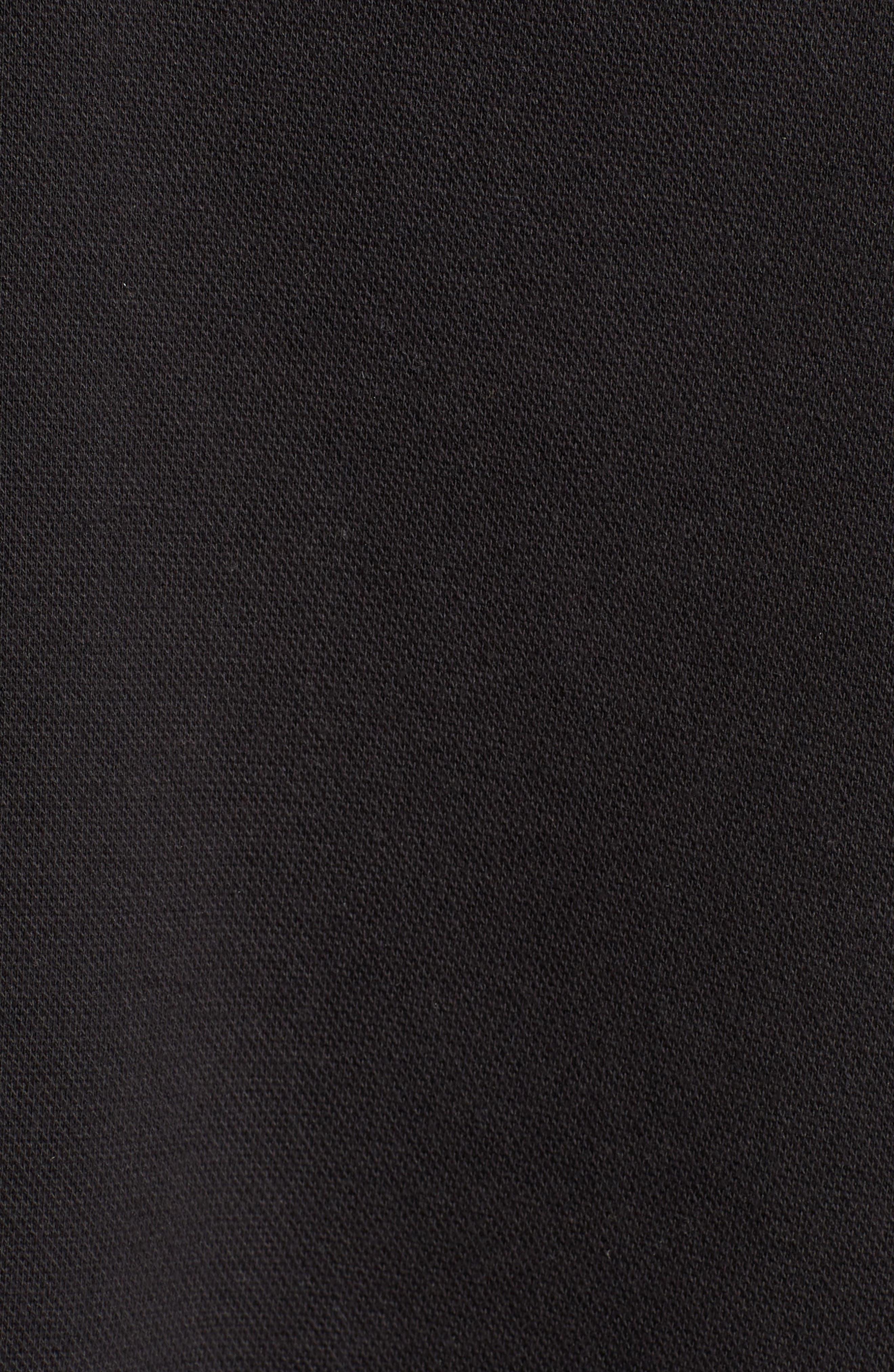 NYC Sweatshirt,                             Alternate thumbnail 6, color,                             BLACK