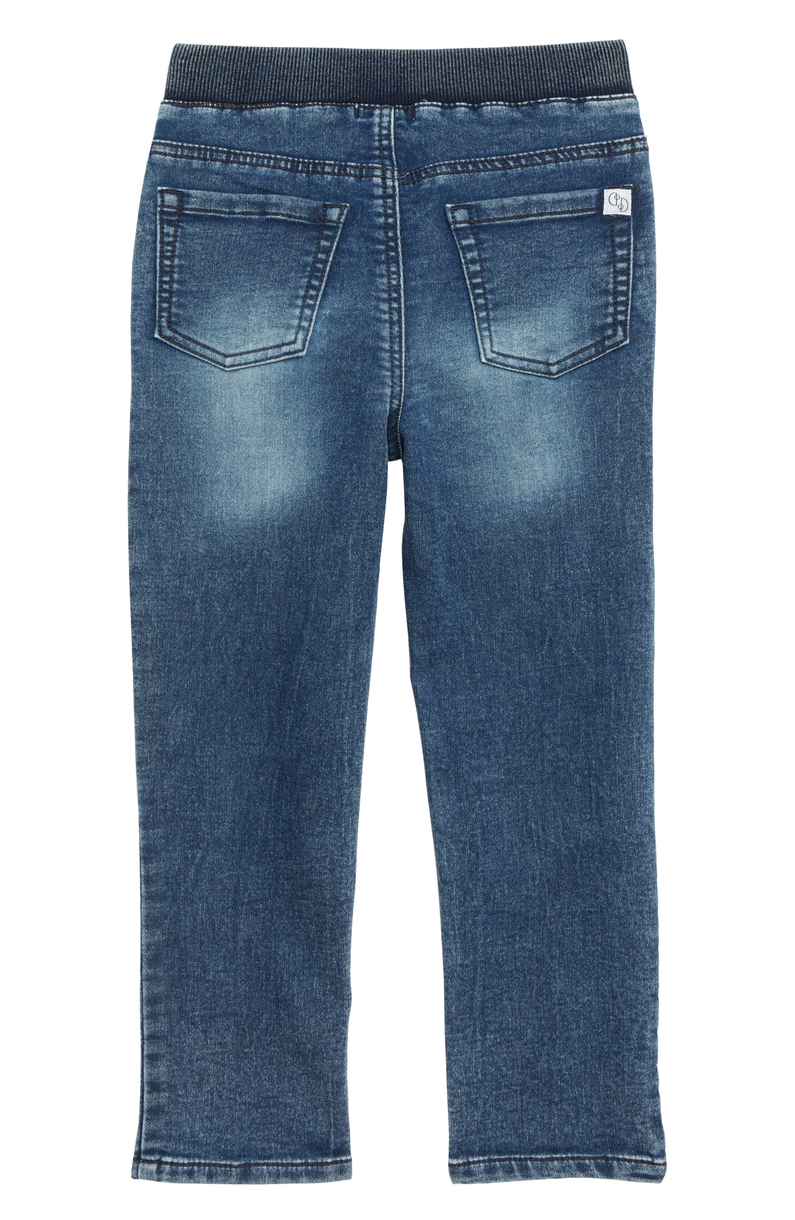 FLAPDOODLES,                             Knit Jeans,                             Alternate thumbnail 2, color,                             488