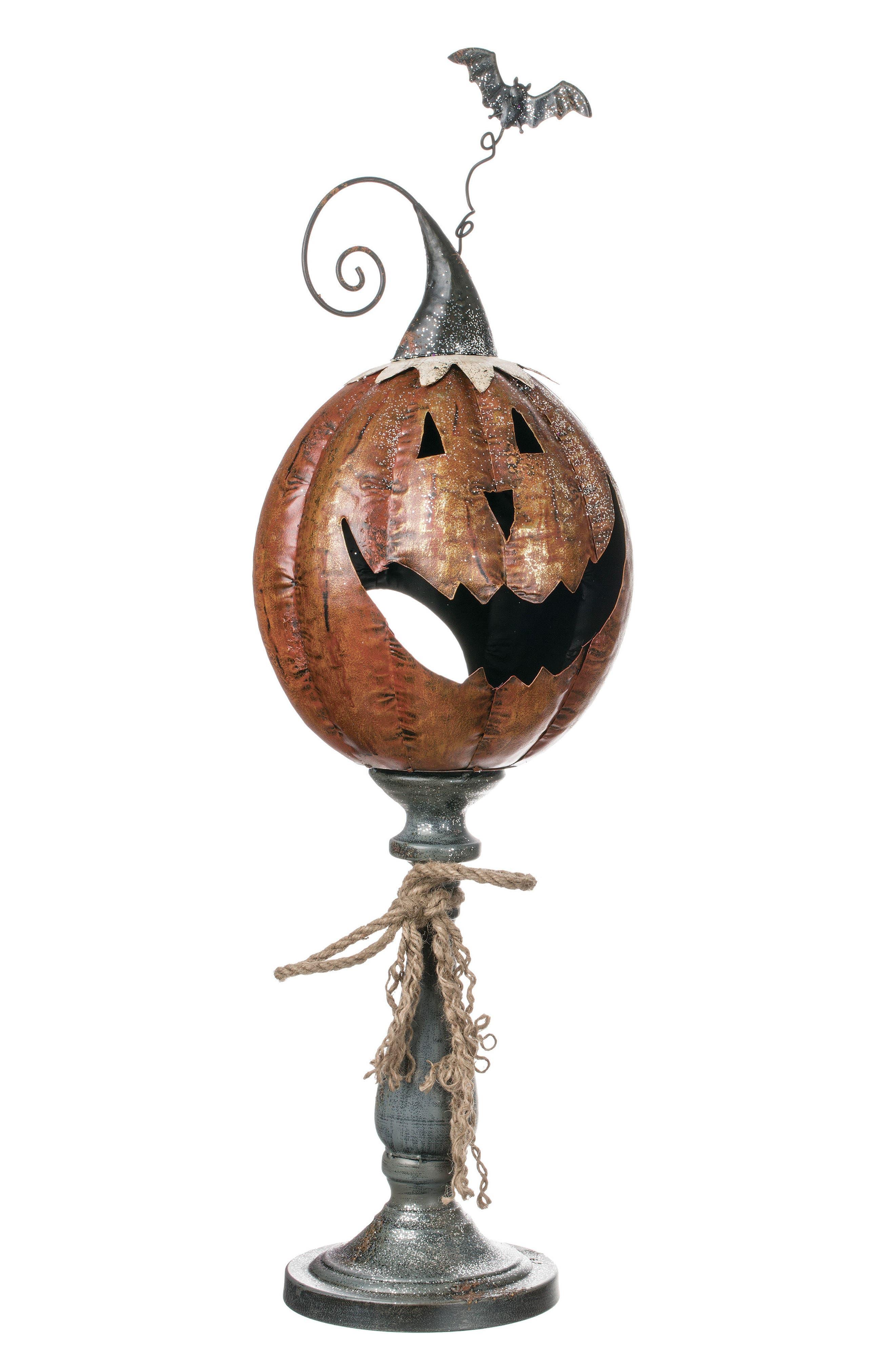 Jack-O-Lantern Decoration,                             Alternate thumbnail 2, color,                             800