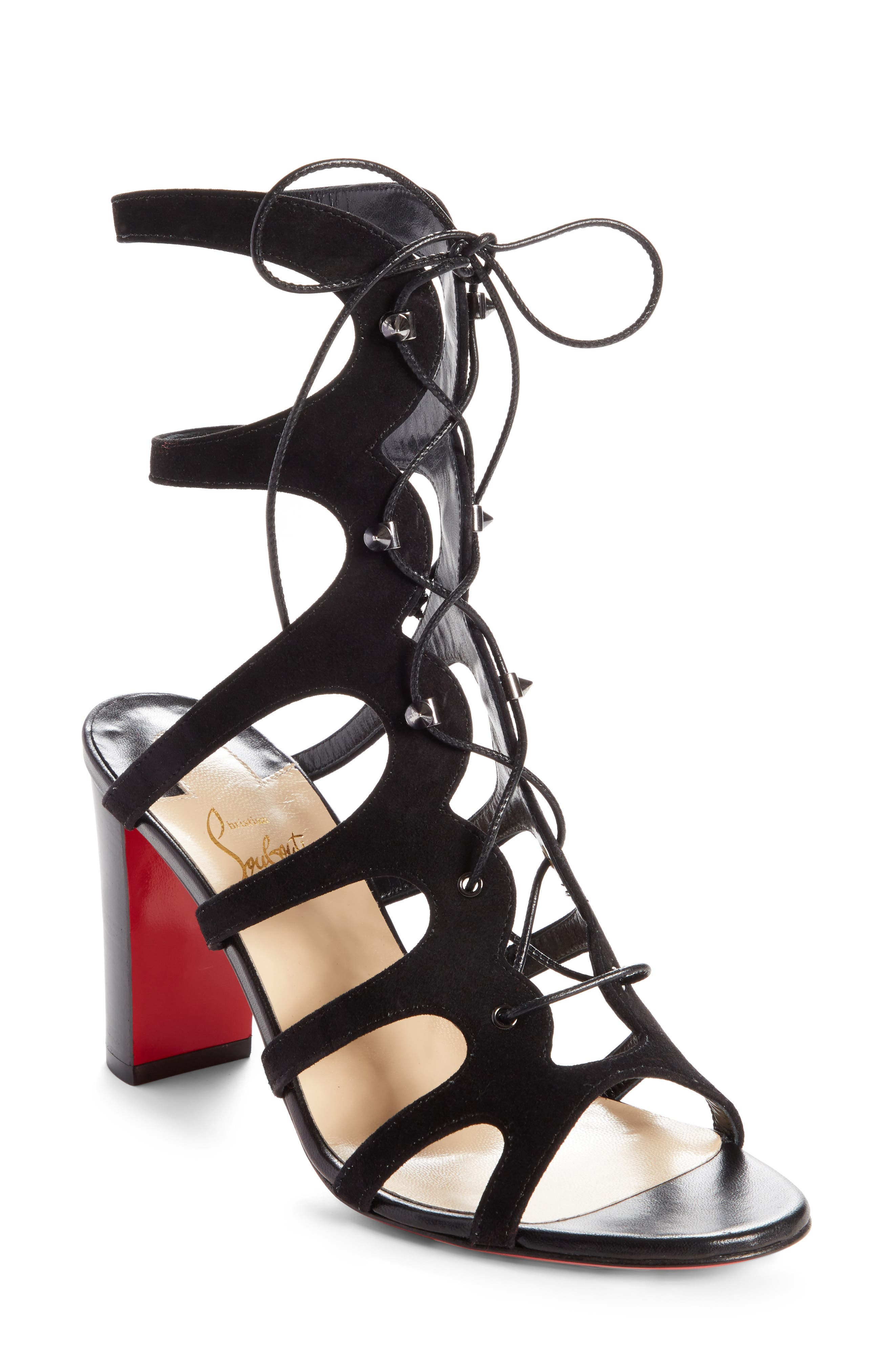 Amazoudur SD Cage Sandal,                             Main thumbnail 1, color,