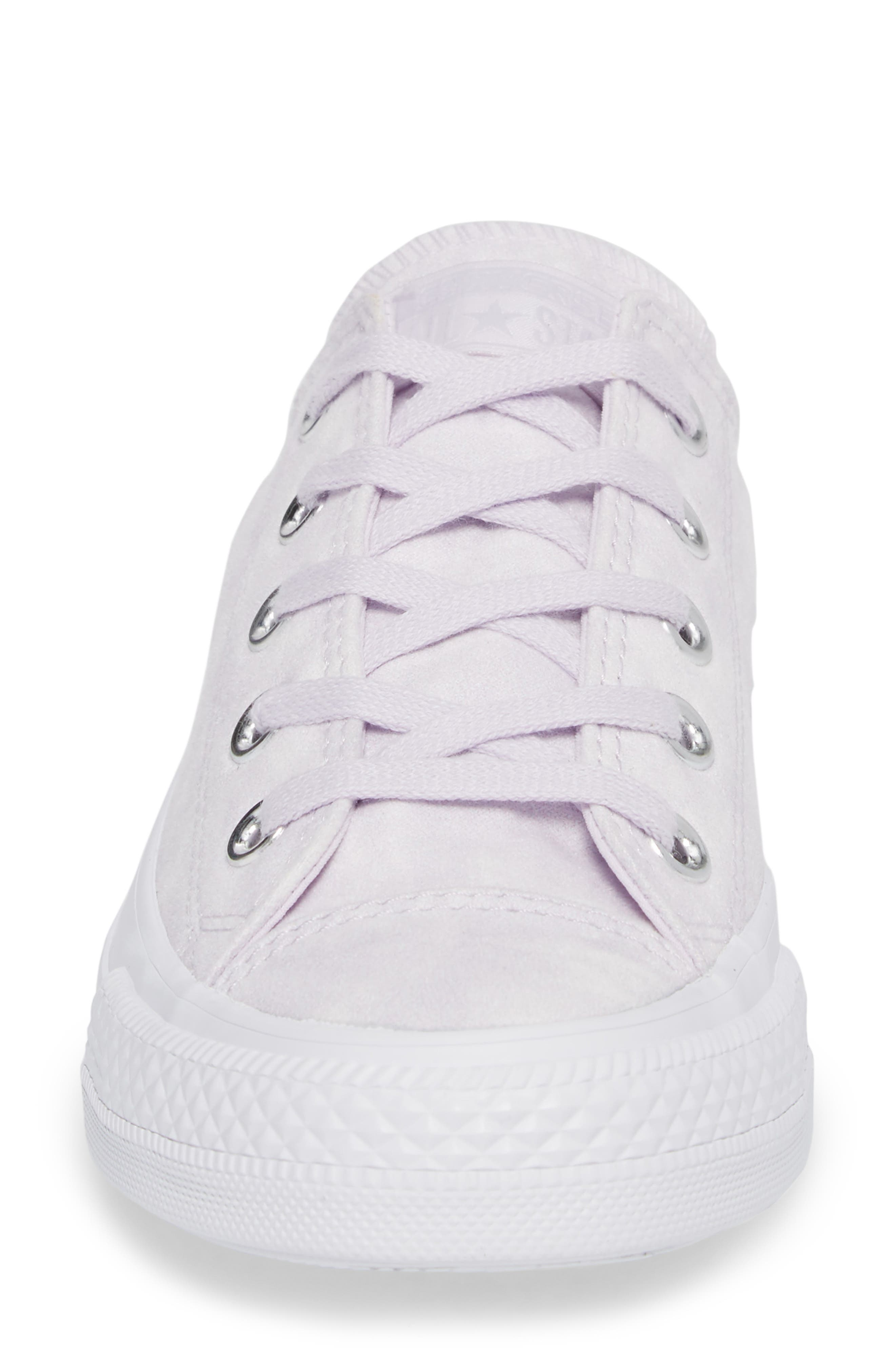 Chuck Taylor<sup>®</sup> All Star<sup>®</sup> Peached Low Top Sneaker,                             Alternate thumbnail 8, color,