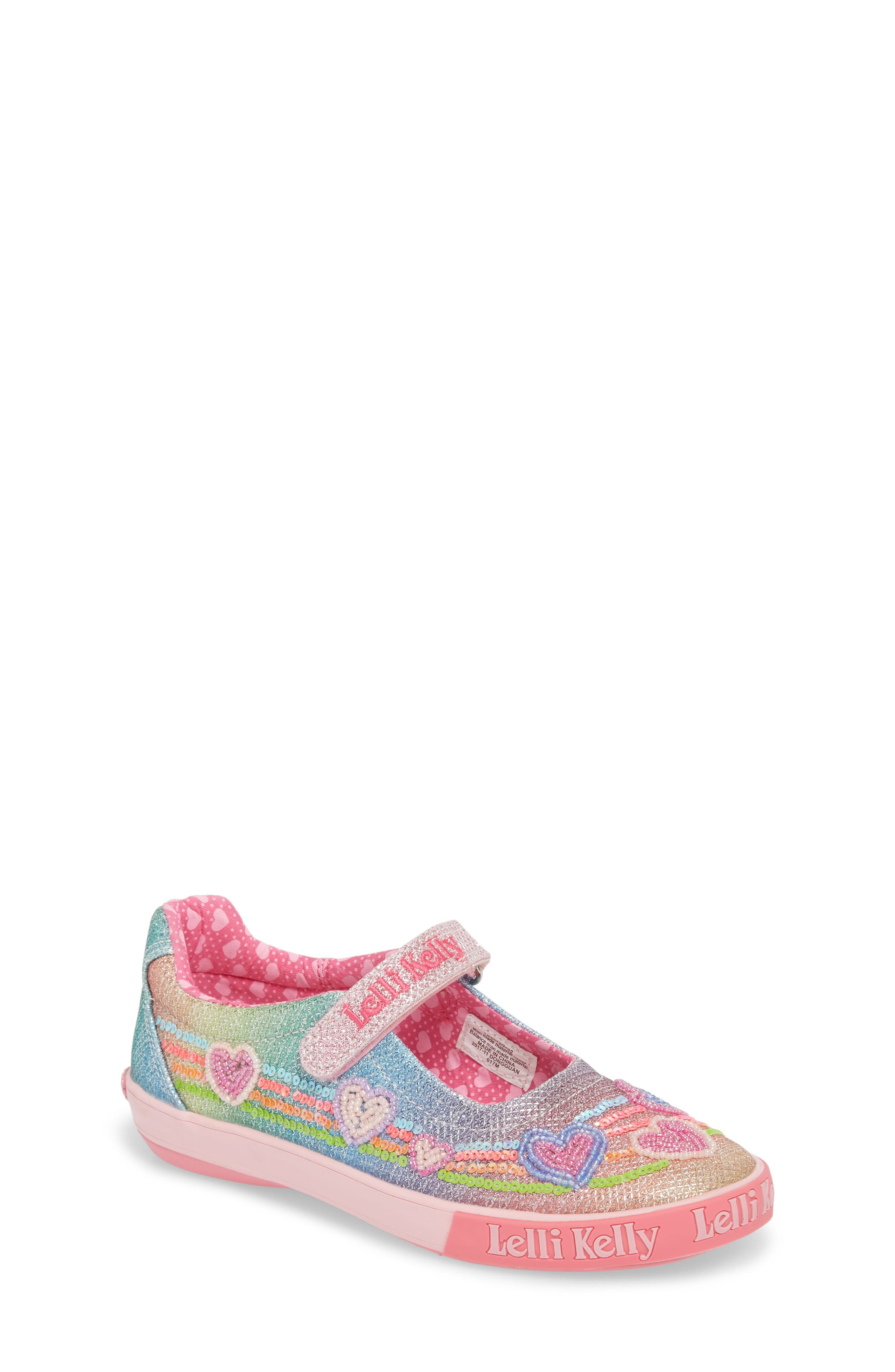 Beaded Mary Jane Sneaker,                         Main,                         color, 320