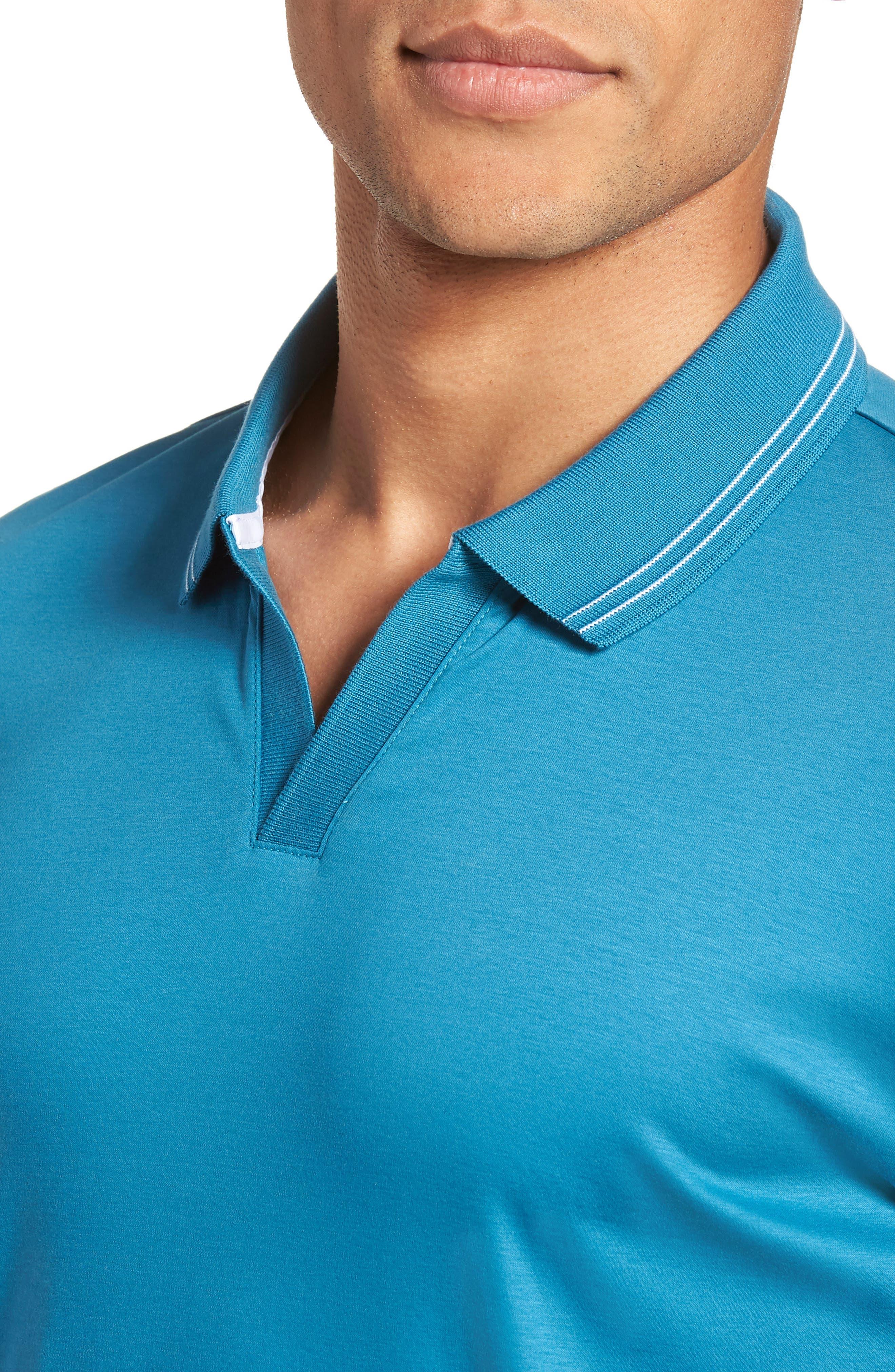 Parlay Johnny Polo Shirt,                             Alternate thumbnail 4, color,                             400