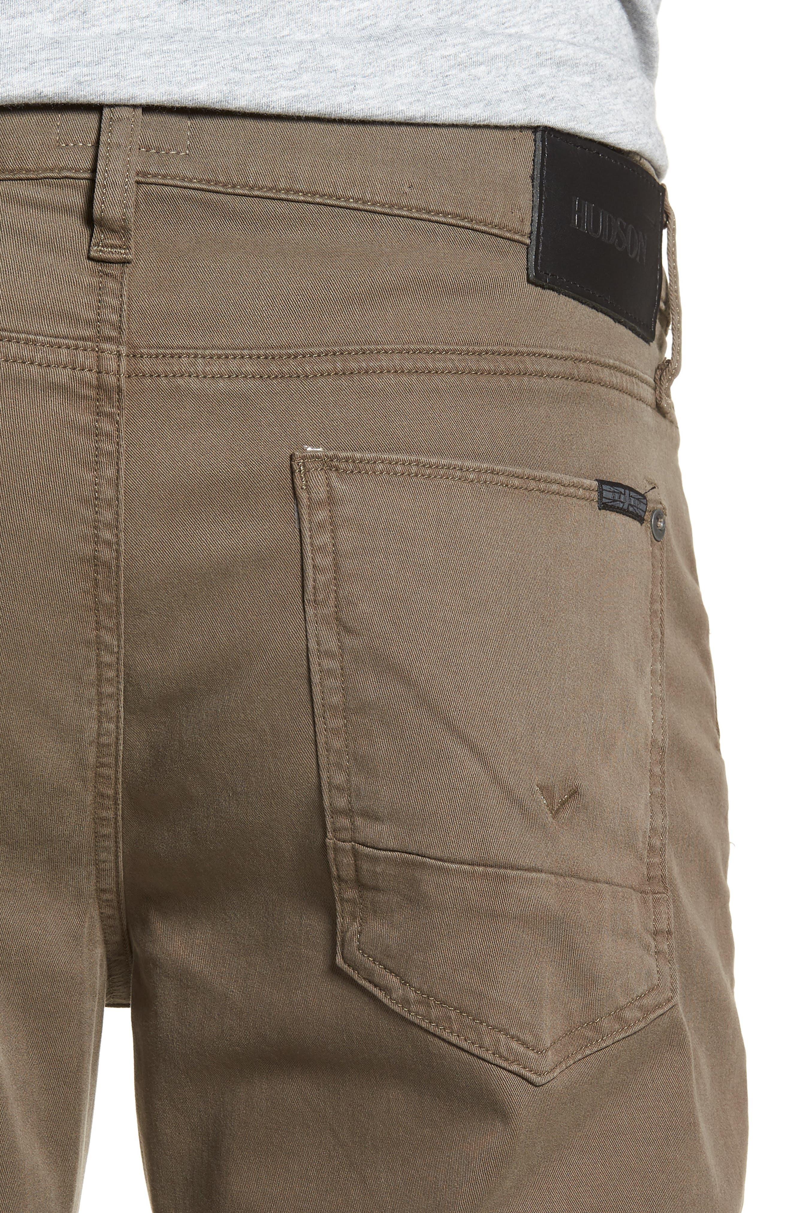 Blake Slim Fit Jeans,                             Alternate thumbnail 4, color,                             PLASTER
