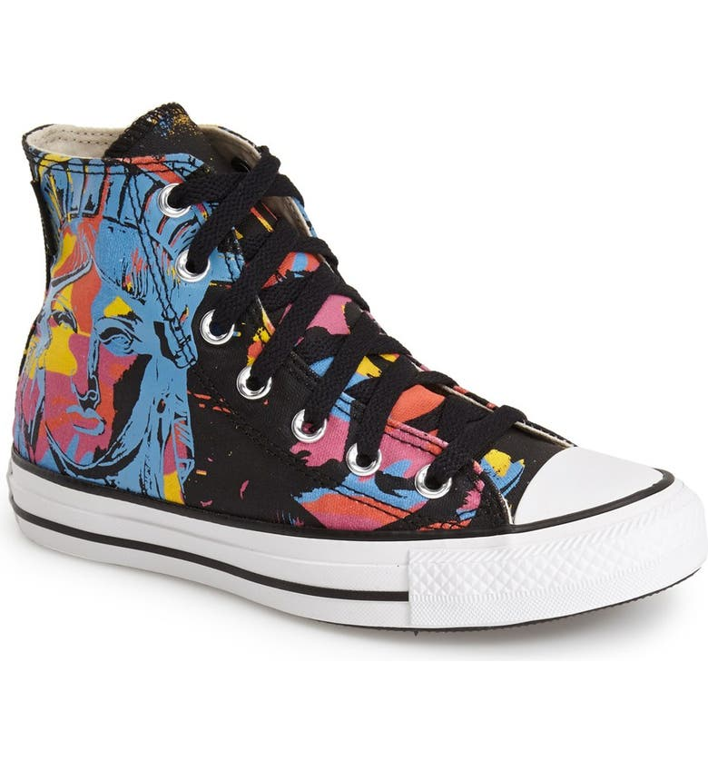 357a061fc5835d Converse Chuck Taylor® All Star® Andy Warhol Collection High Top ...