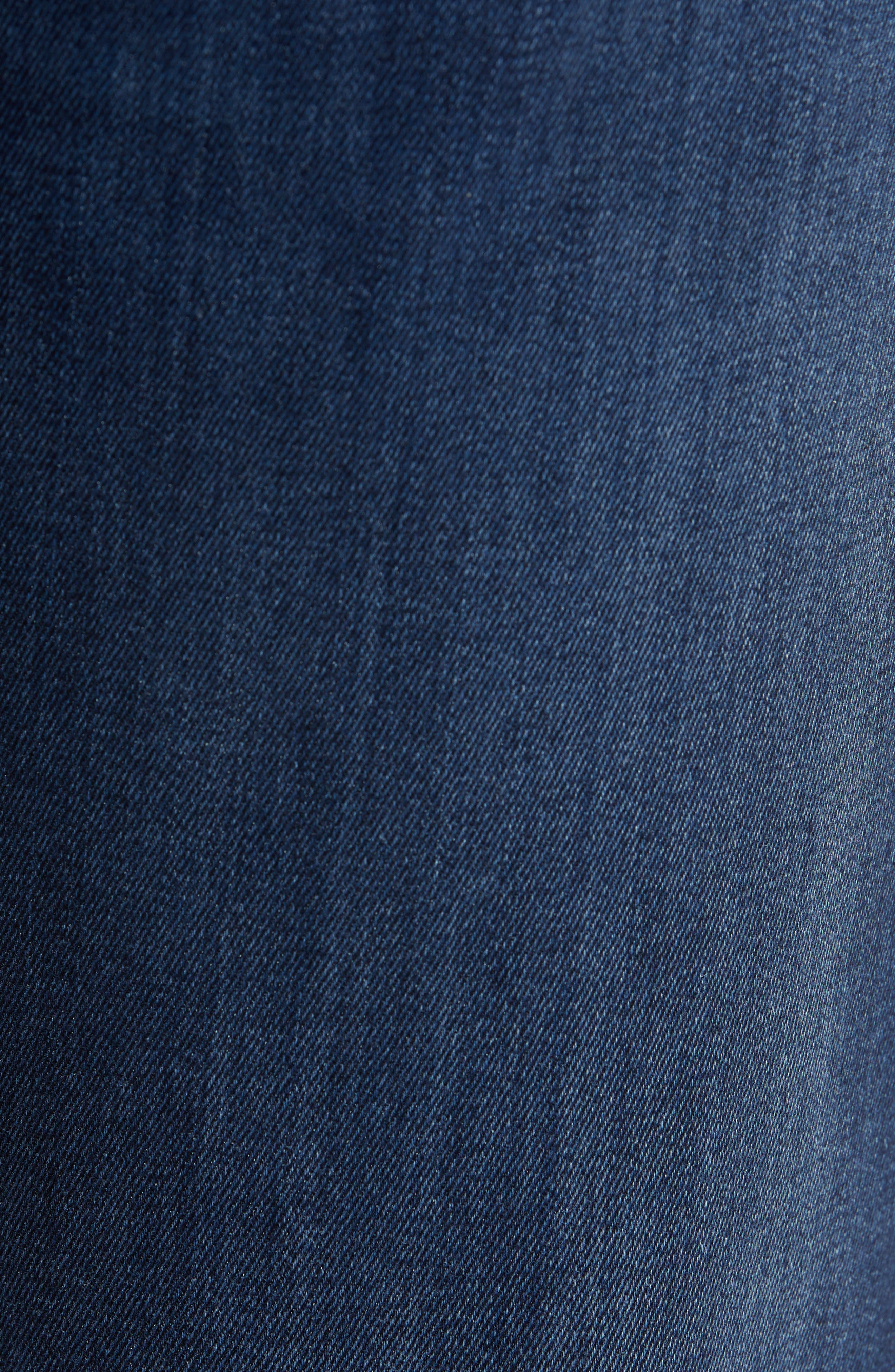 Jimmy Slim Straight Leg Jeans,                             Alternate thumbnail 5, color,                             STRIKER