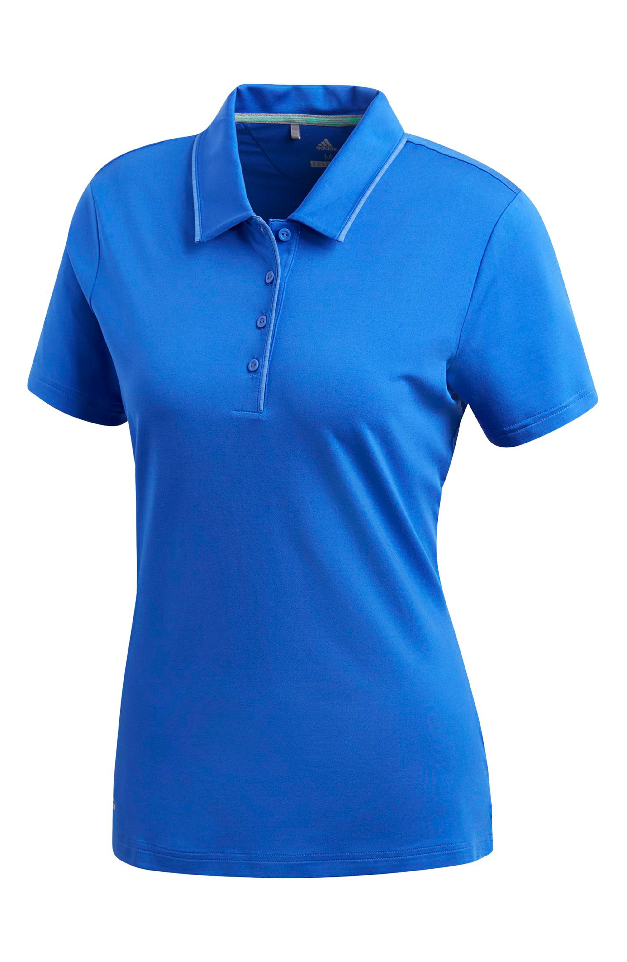 Essentials Ultimate 365 Polo,                             Alternate thumbnail 5, color,                             HI-RES BLUE