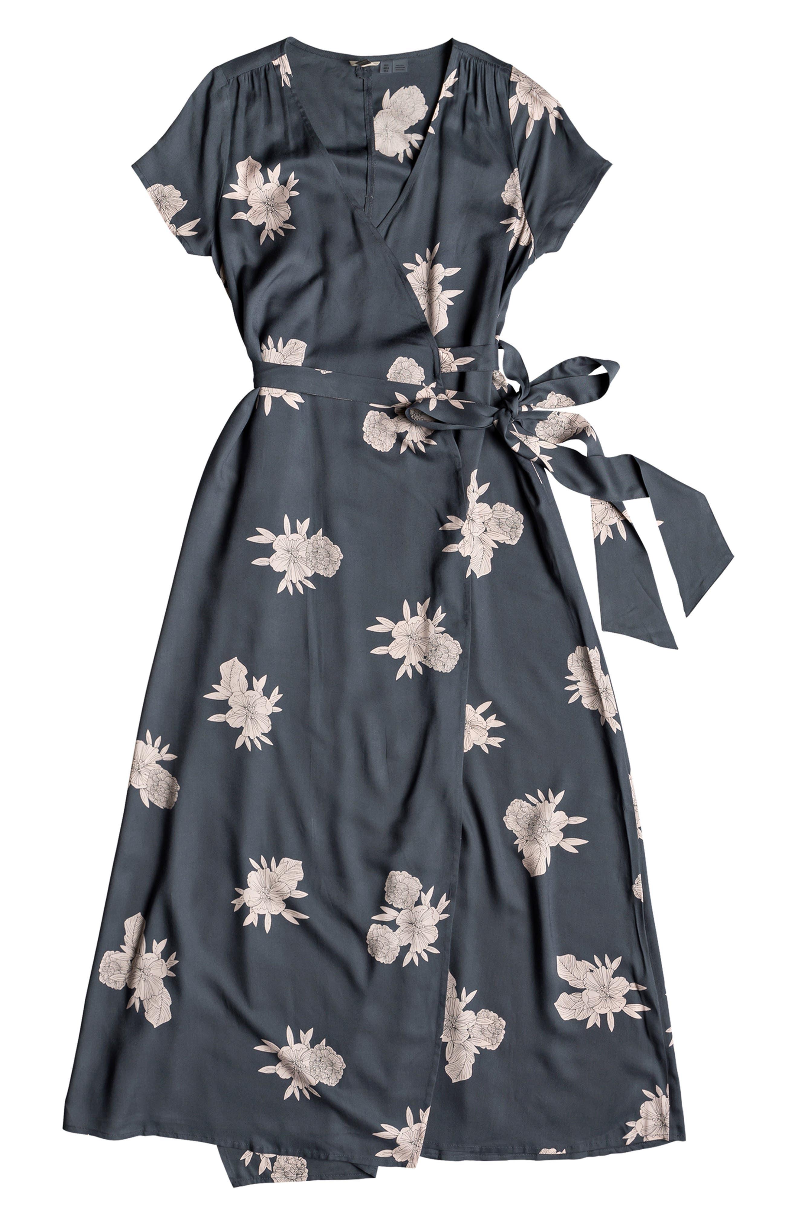 District Day Midi Dress,                             Alternate thumbnail 3, color,                             020
