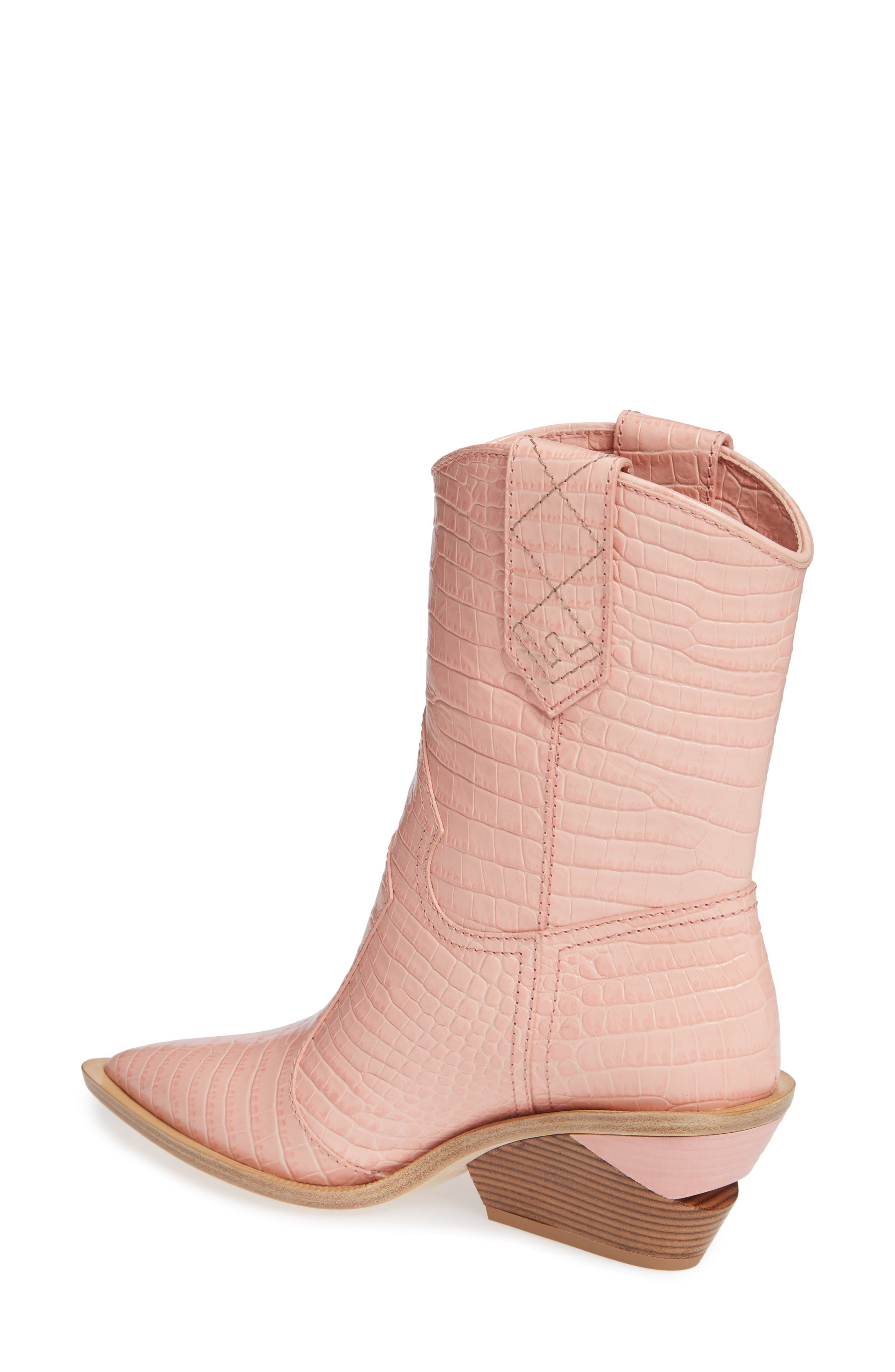 Cutwalk Mid Boot,                             Alternate thumbnail 2, color,                             BABY PINK