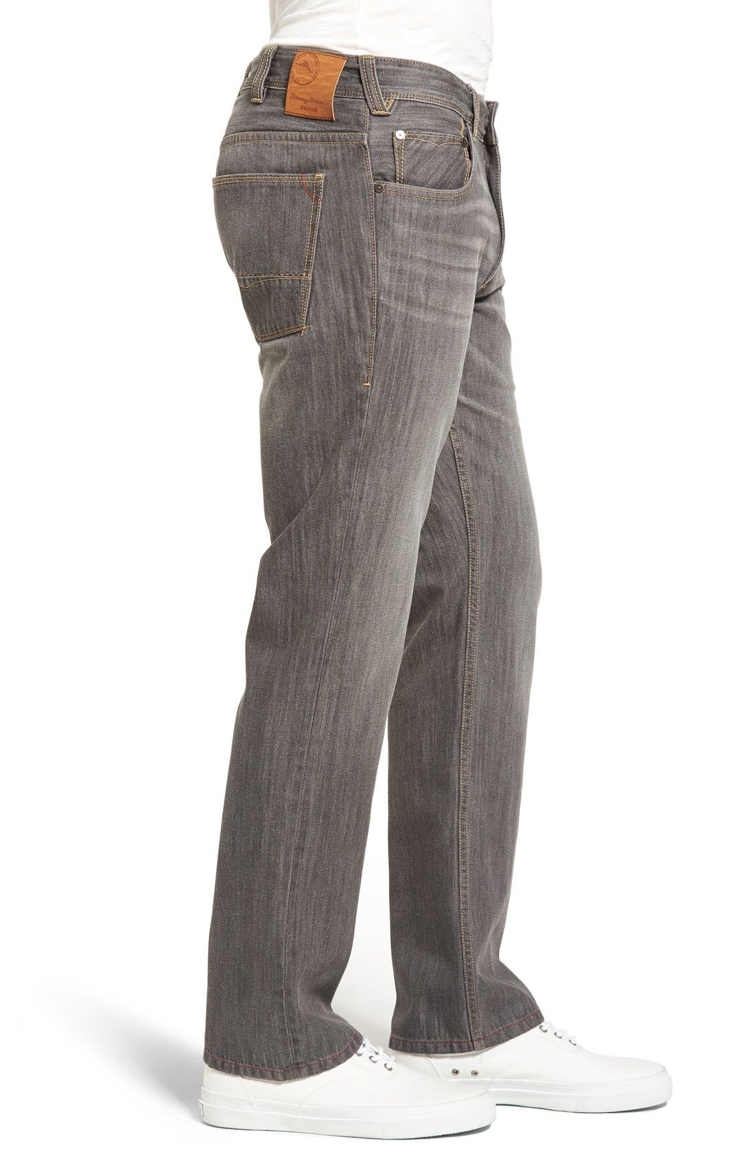 Barbados Bootcut Jeans,                             Alternate thumbnail 2, color,                             050
