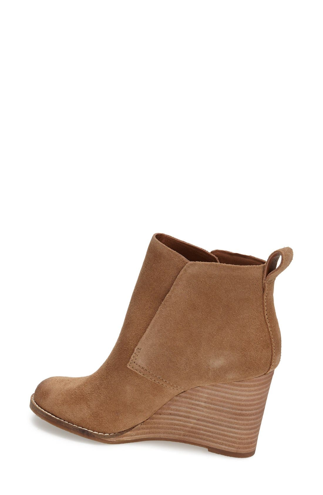 'Yoniana' Wedge Bootie,                             Alternate thumbnail 13, color,