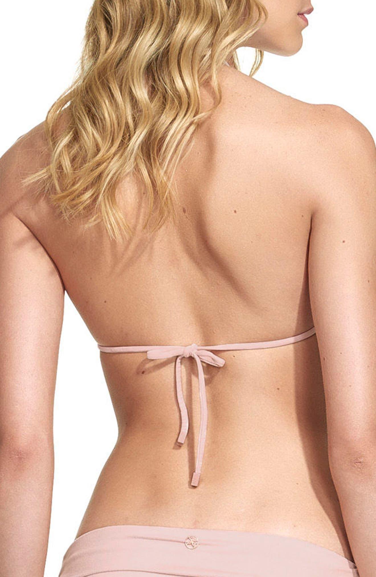 Rosewater Bia Bikini Top,                             Alternate thumbnail 2, color,                             650