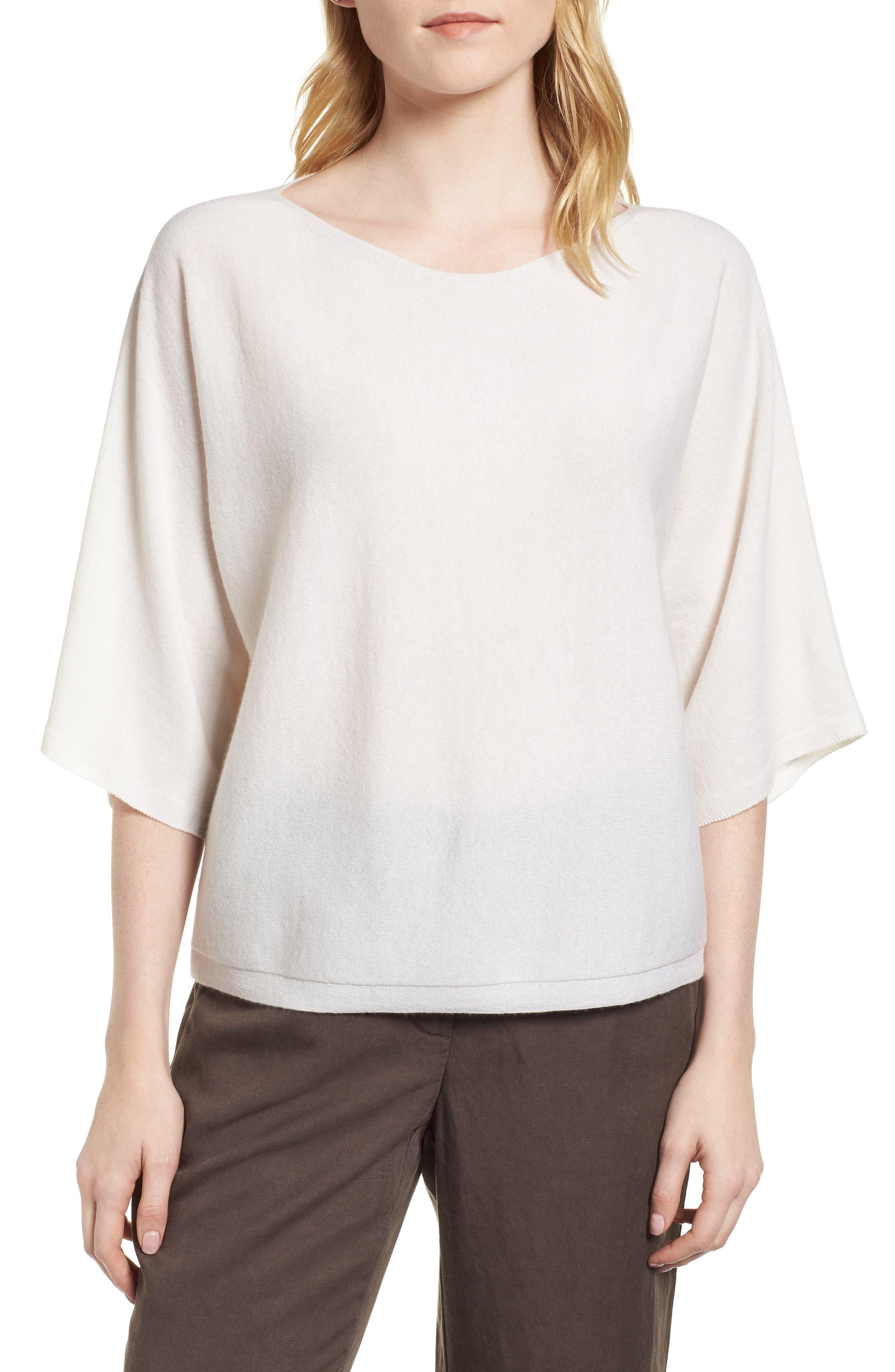 Cashmere Sweater,                         Main,                         color,