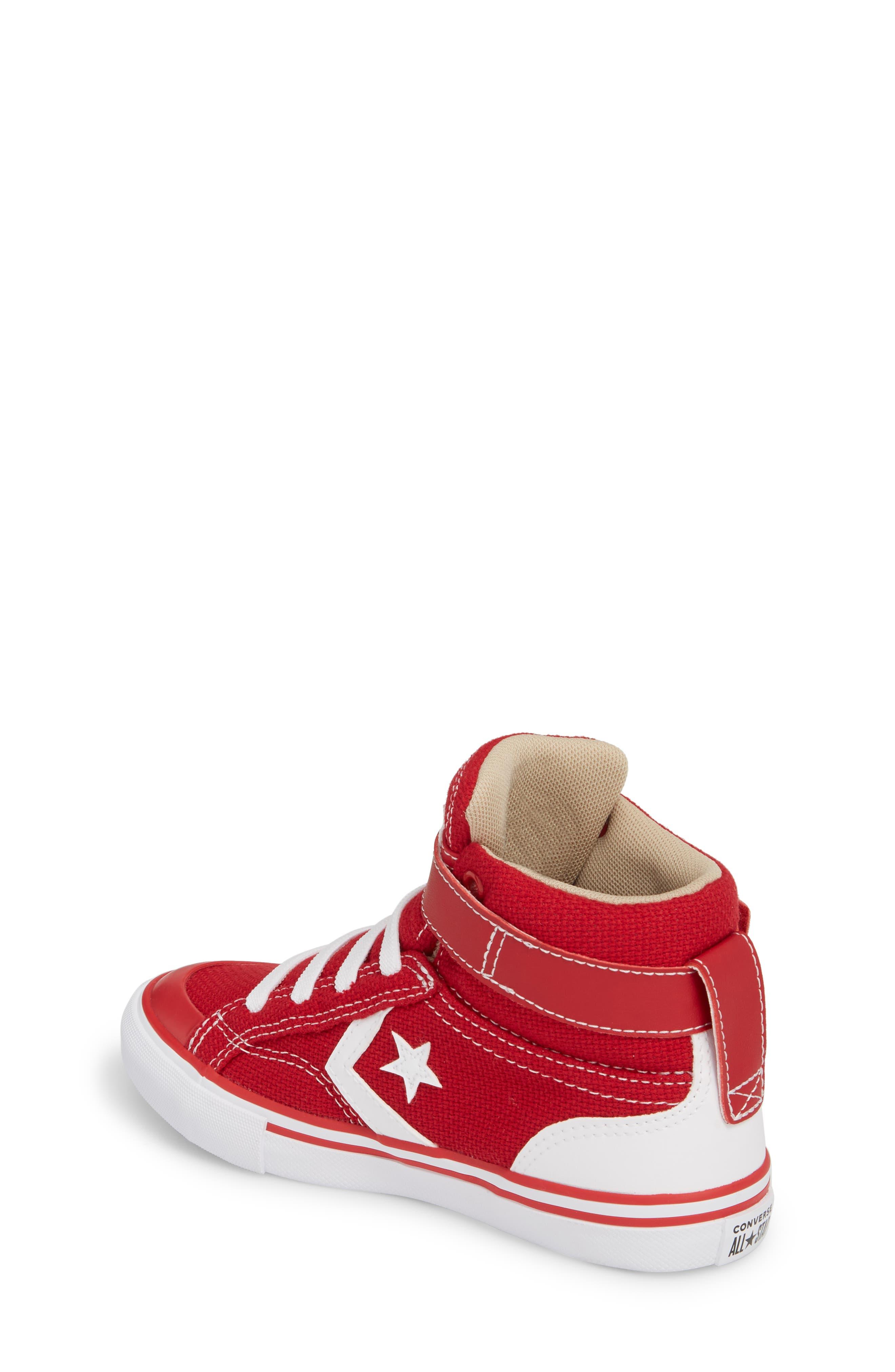 Pro Blaze High Top Sneaker,                             Alternate thumbnail 4, color,
