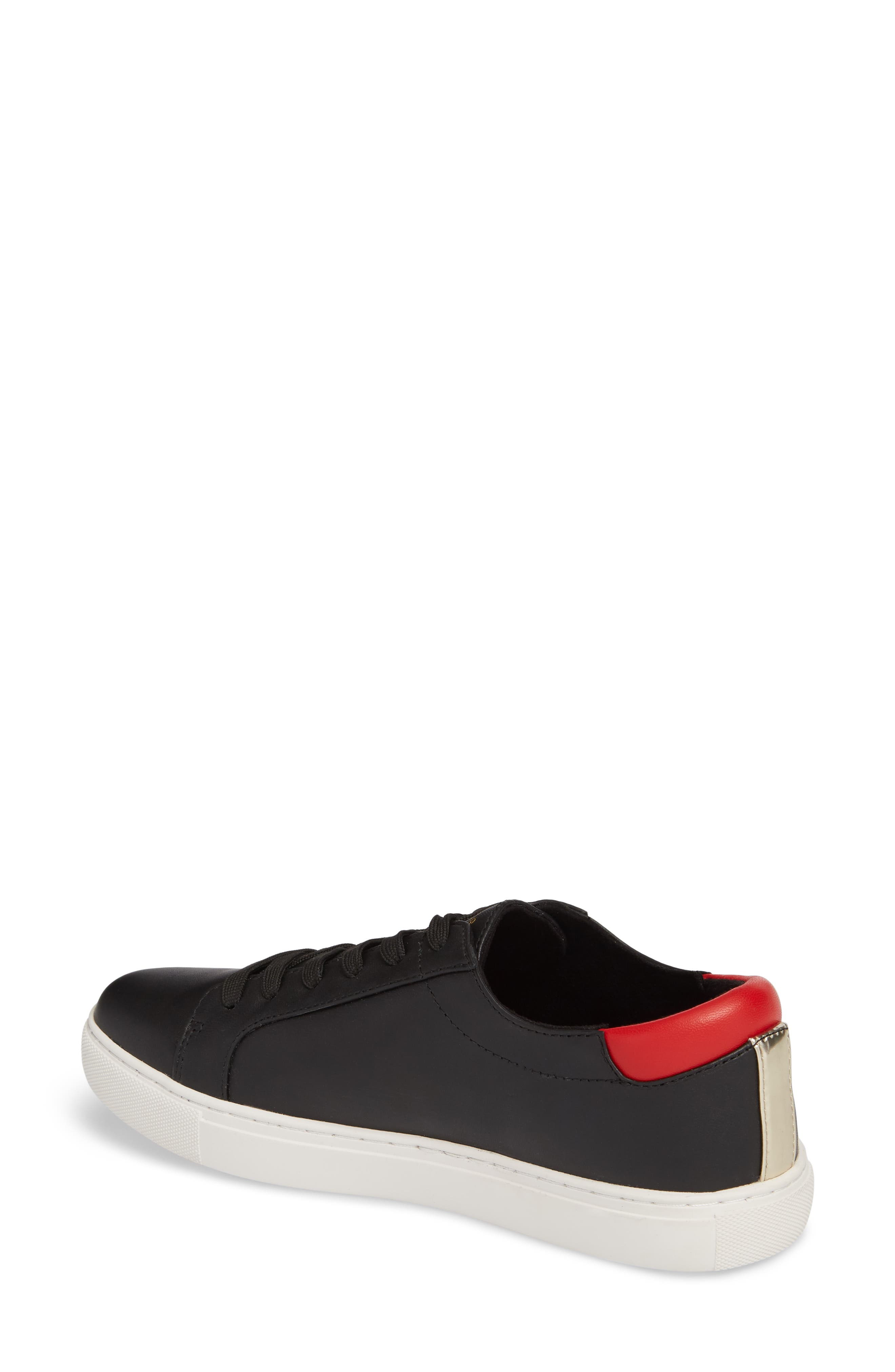 Cam Low Top Sneaker,                             Alternate thumbnail 3, color,