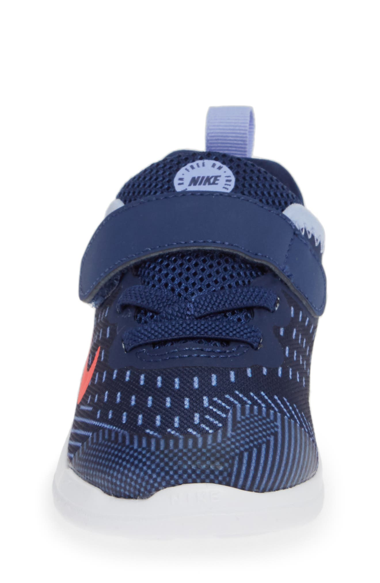 Free RN Running Shoe,                             Alternate thumbnail 4, color,                             BLUE VOID PULSE