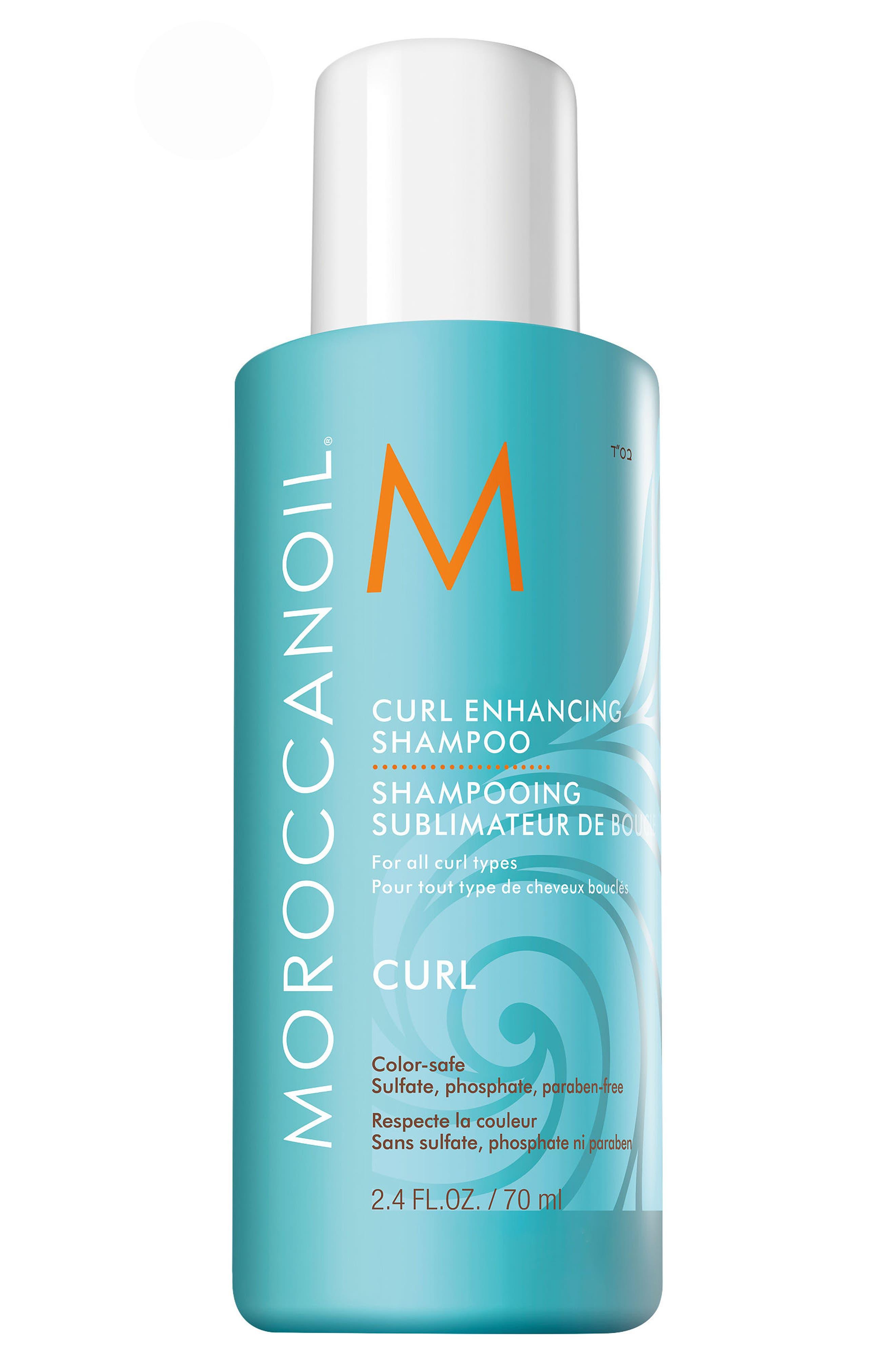 Curl Enhance Shampoo,                             Alternate thumbnail 2, color,                             NO COLOR