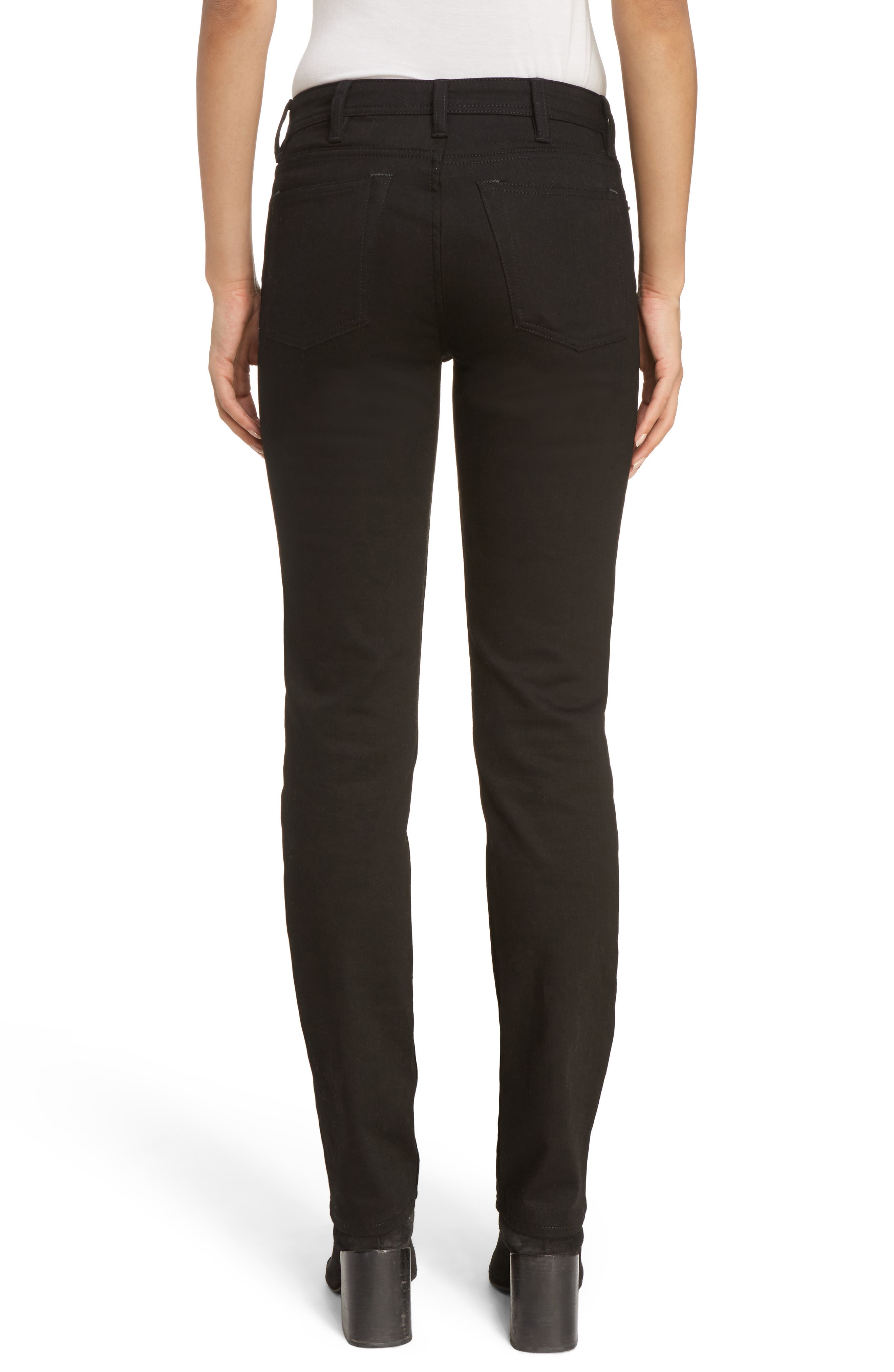 South Straight Leg Jeans,                             Alternate thumbnail 2, color,                             001