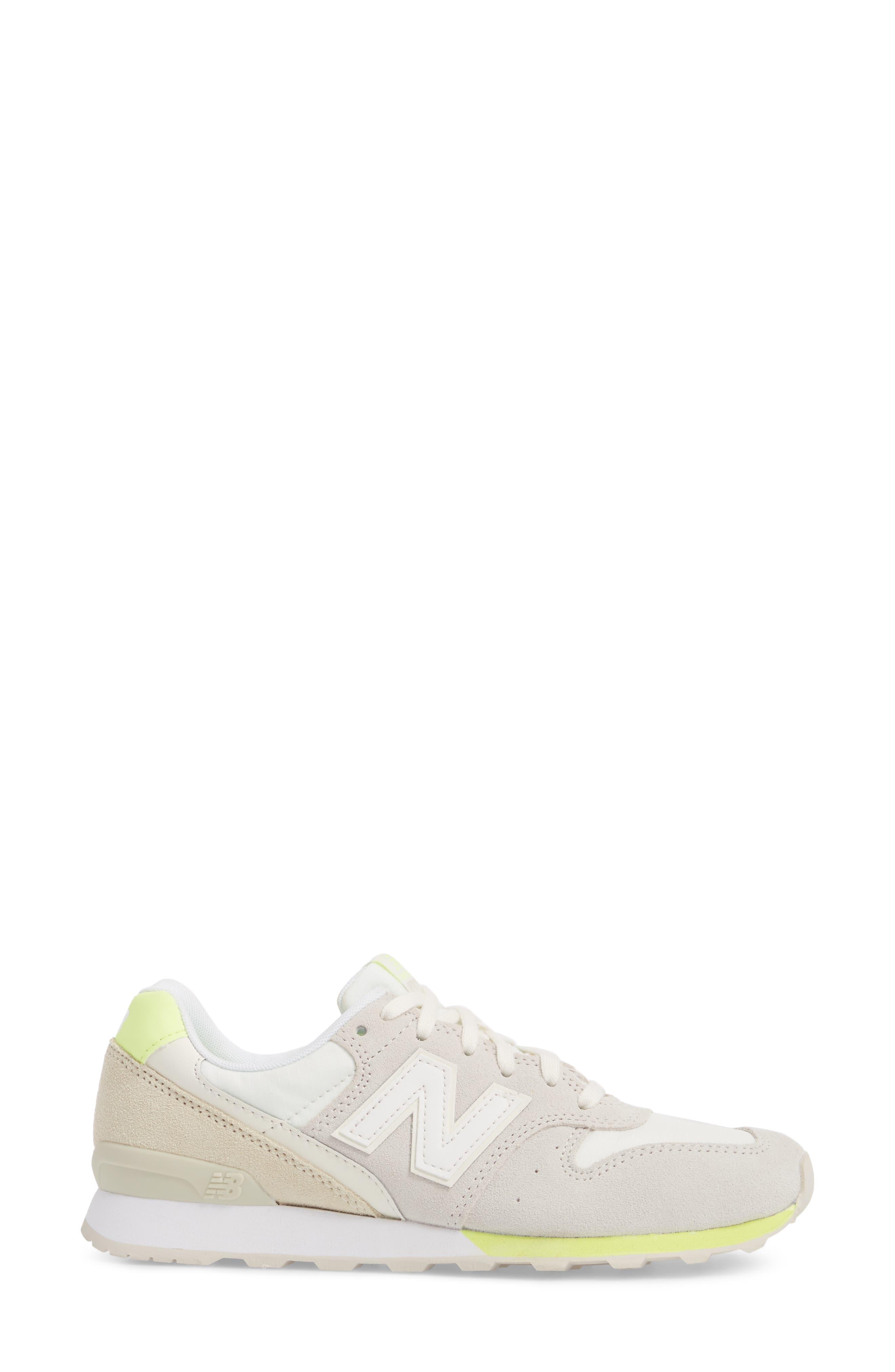 696 Suede Sneaker,                             Alternate thumbnail 3, color,                             250
