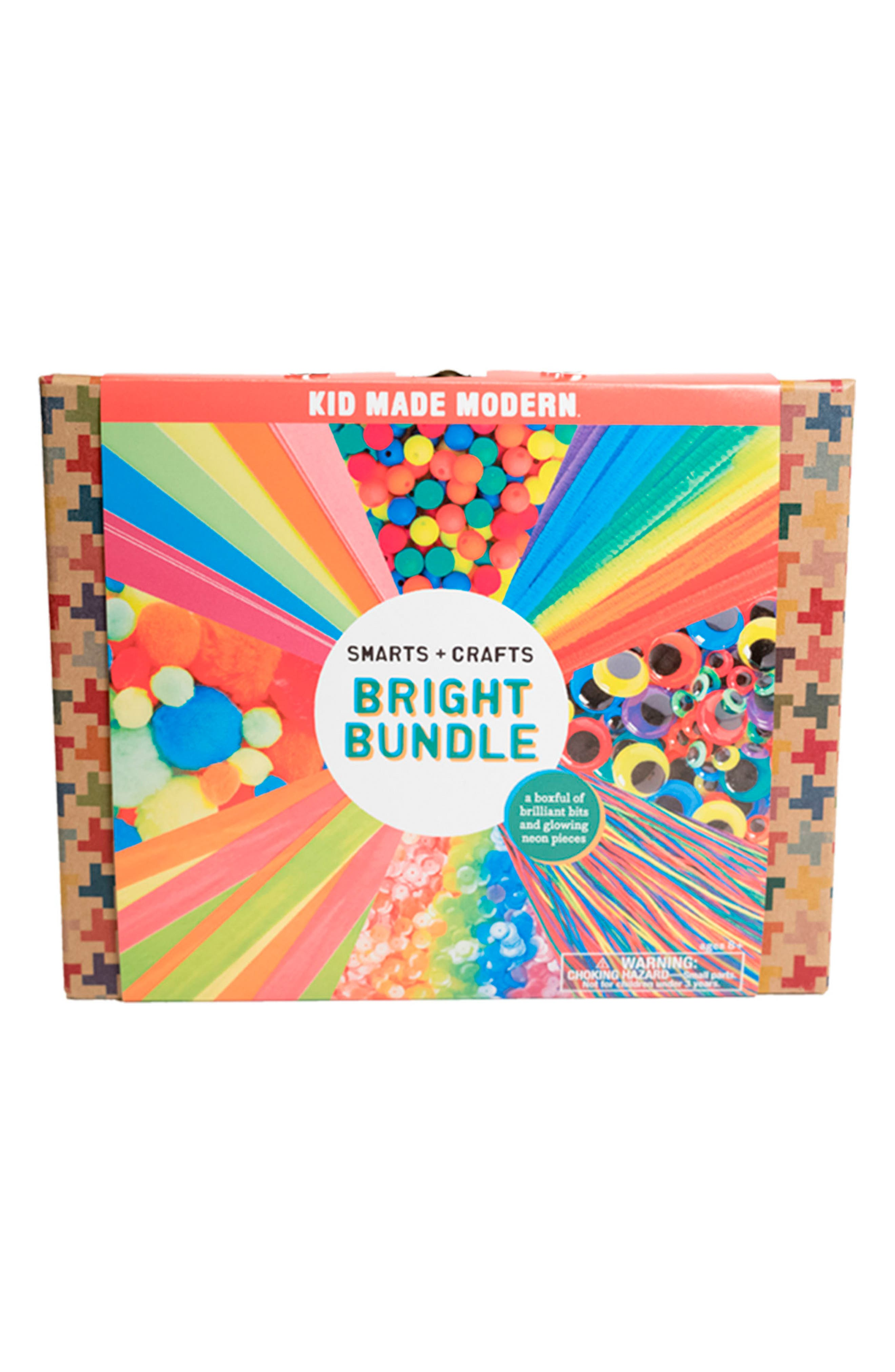 Smarts and Crafts Bright Bundle Art Set,                         Main,                         color, MULTI