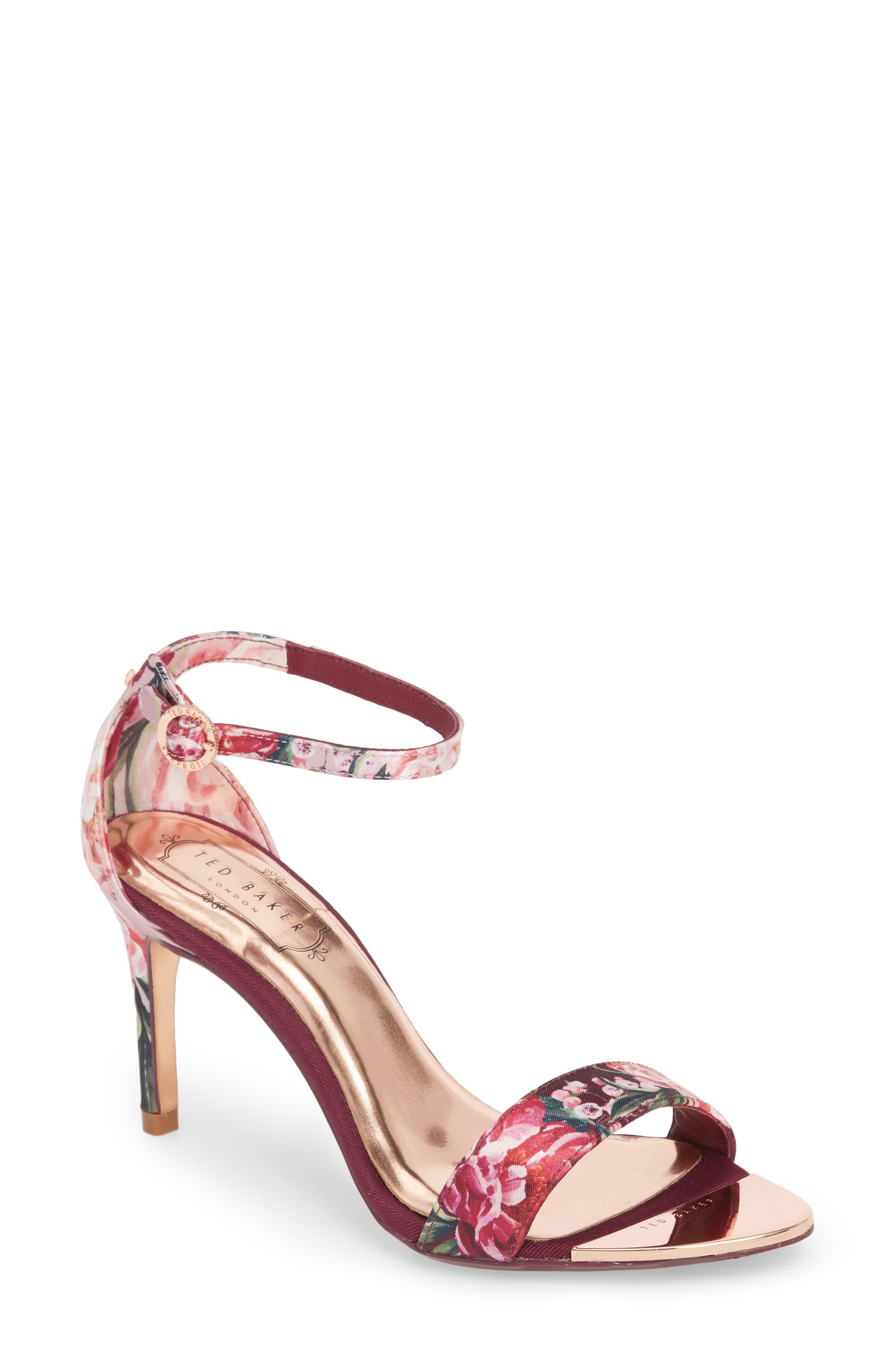 Ted Baker London Mylli Sandal, Pink