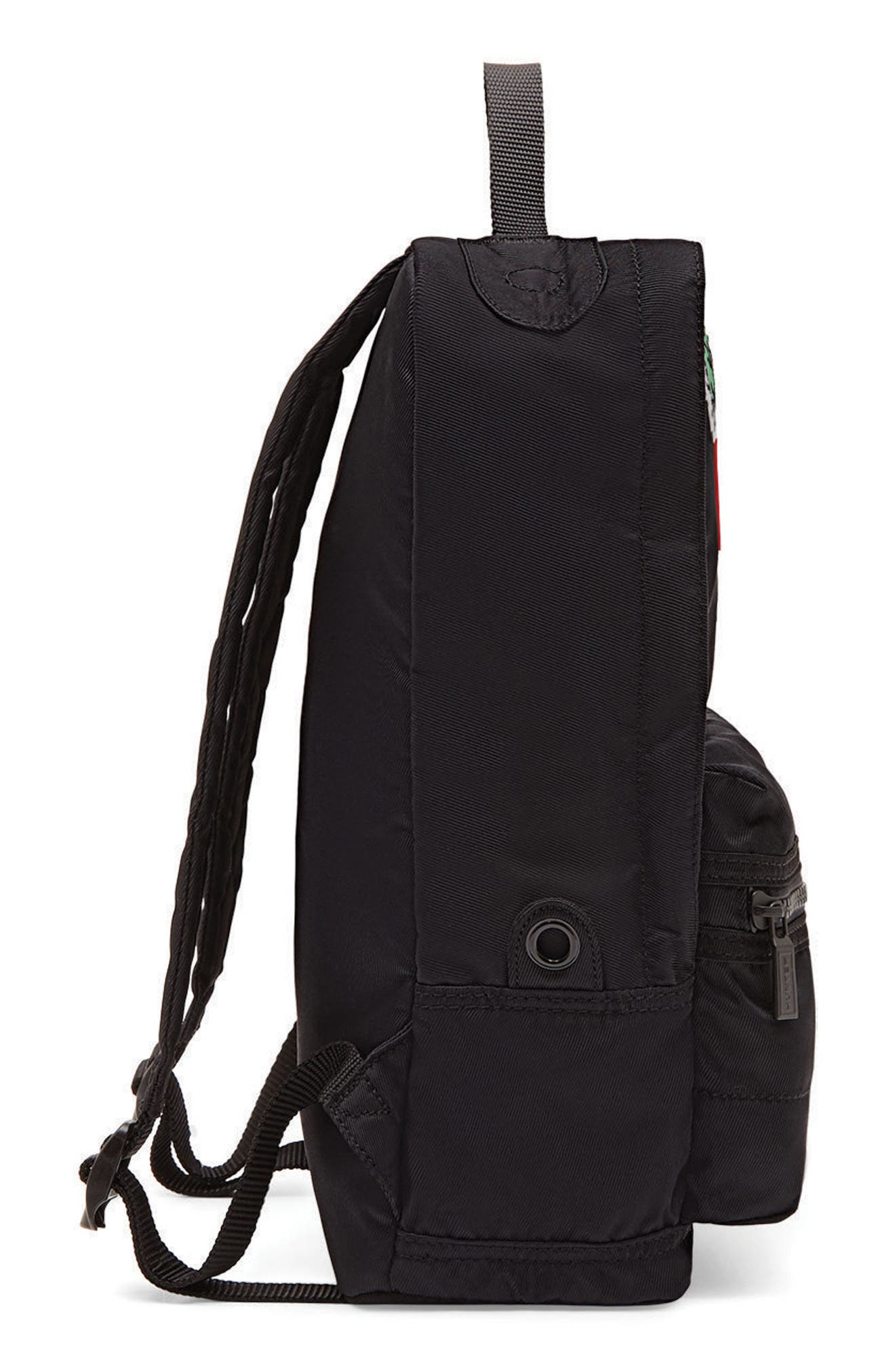 Original Ladybug Water Resistant Backpack,                             Alternate thumbnail 3, color,                             LADYBIRD PRINT