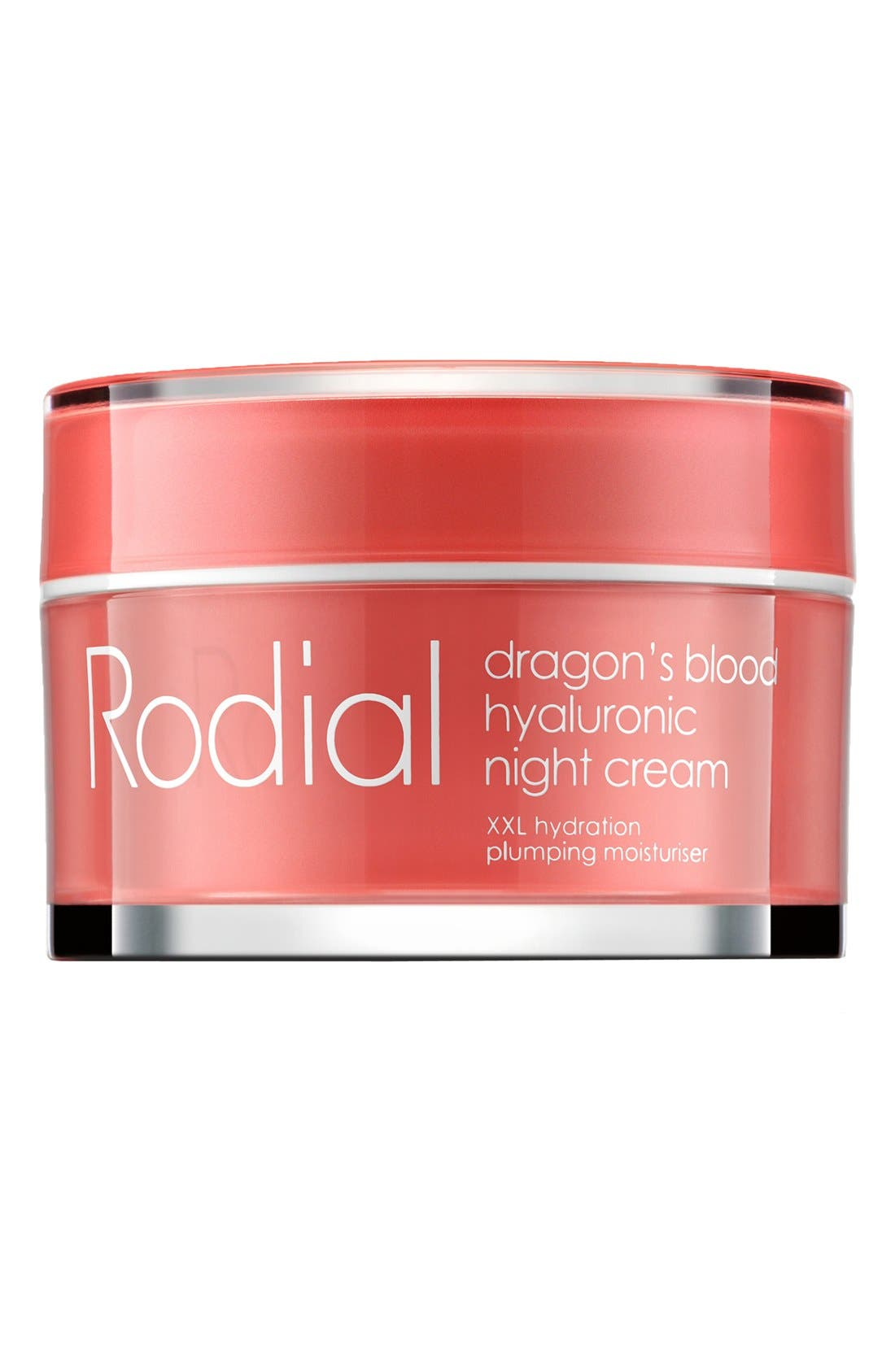 SPACE.NK.apothecary Rodial Dragon's Blood Hyaluronic Night Cream,                             Main thumbnail 1, color,                             NO COLOR