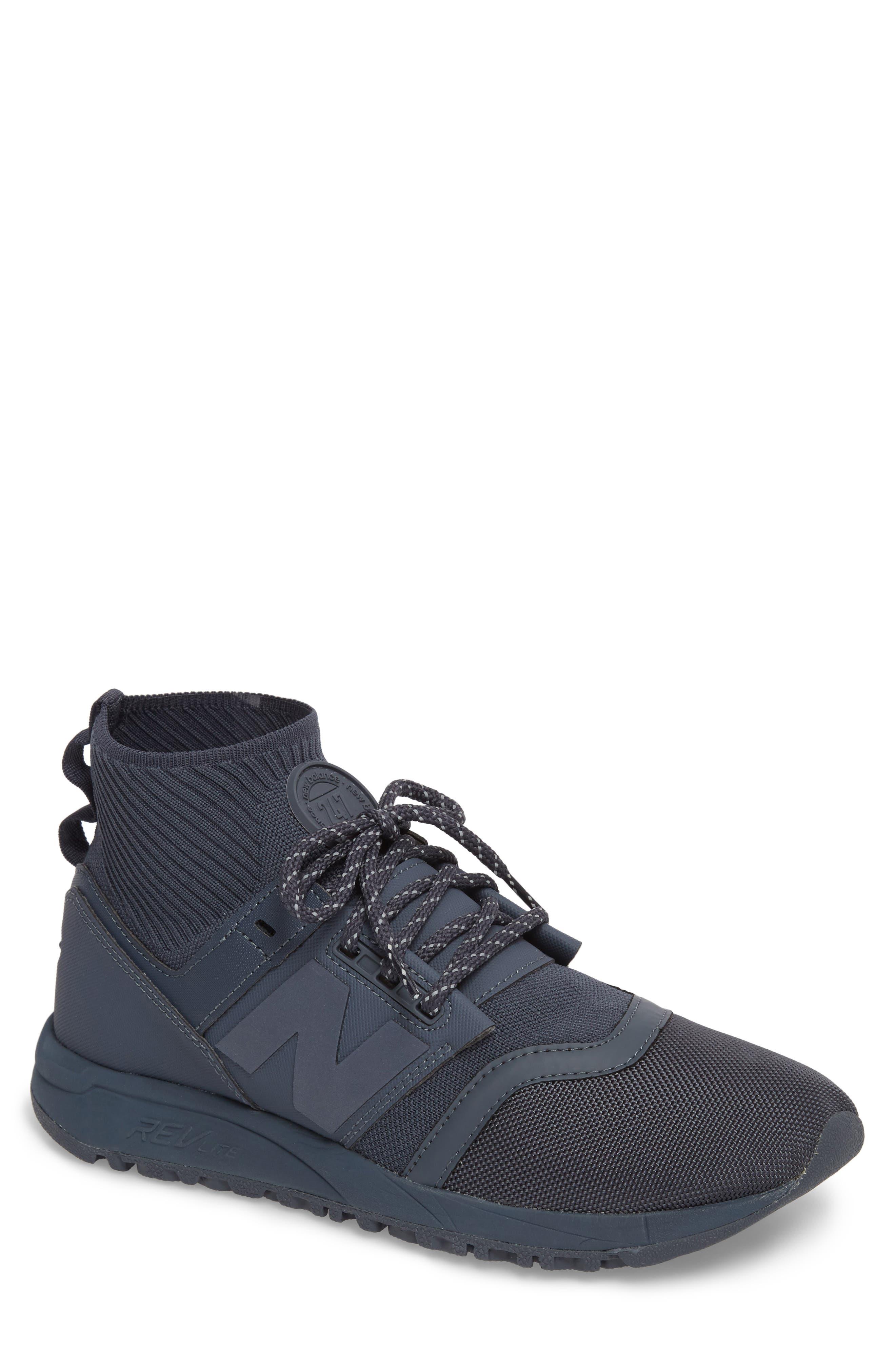 247 Mid Sneaker,                             Main thumbnail 4, color,