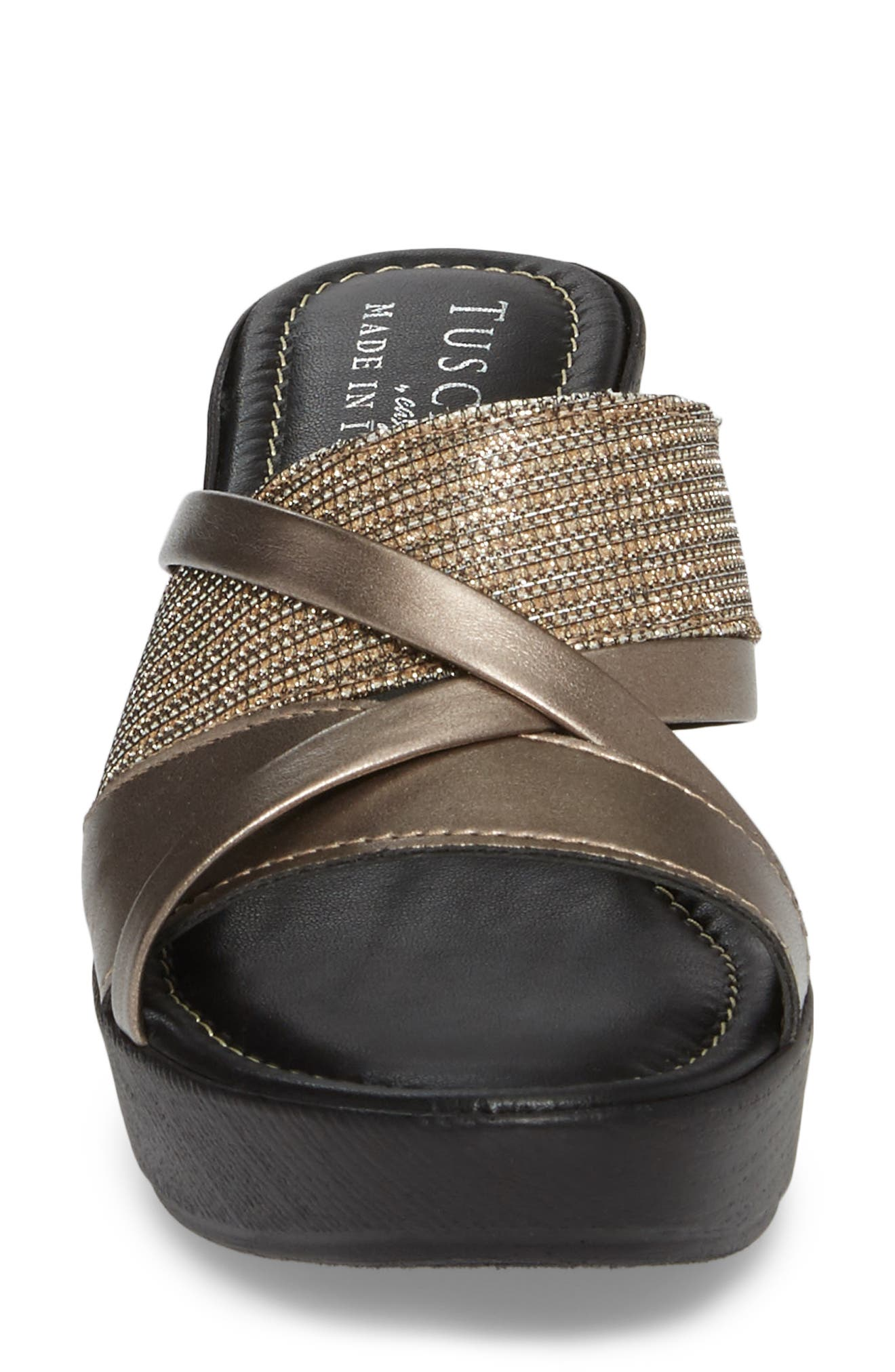 by East Street<sup>®</sup> Lucette Strappy Wedge Mule,                             Alternate thumbnail 20, color,