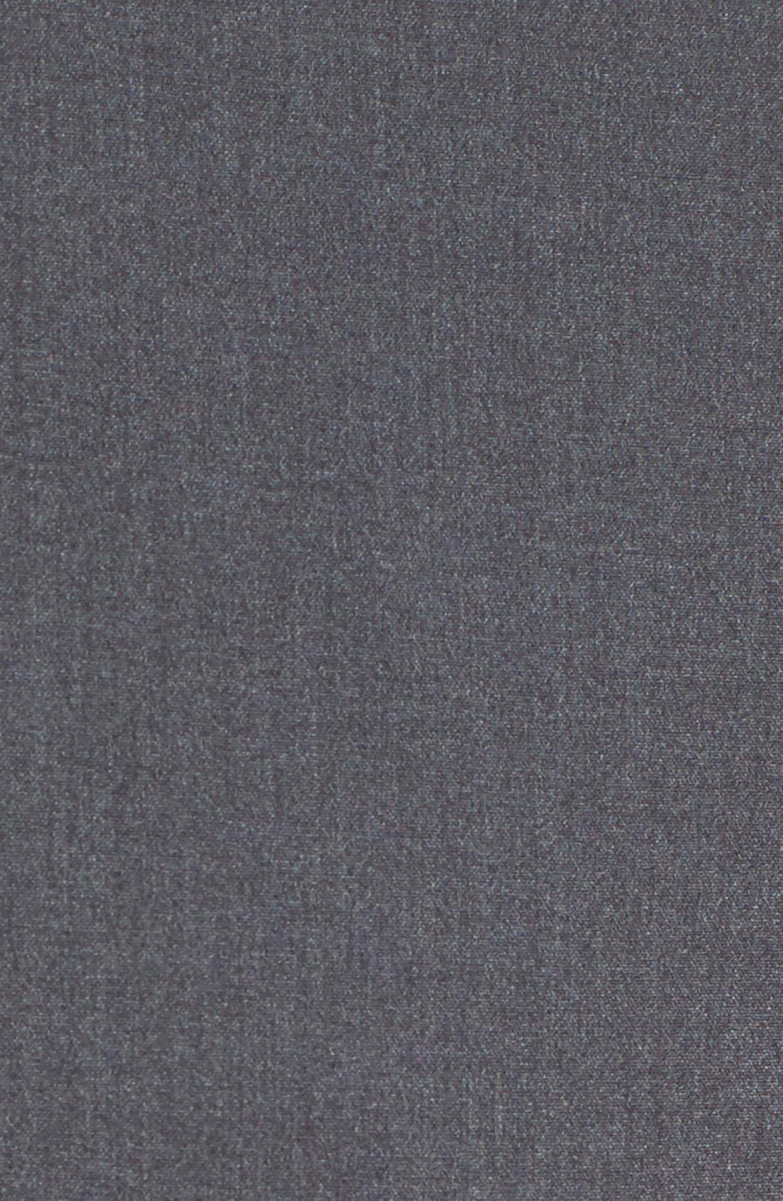 Slim Suit Pants,                             Alternate thumbnail 6, color,                             NEW GREY