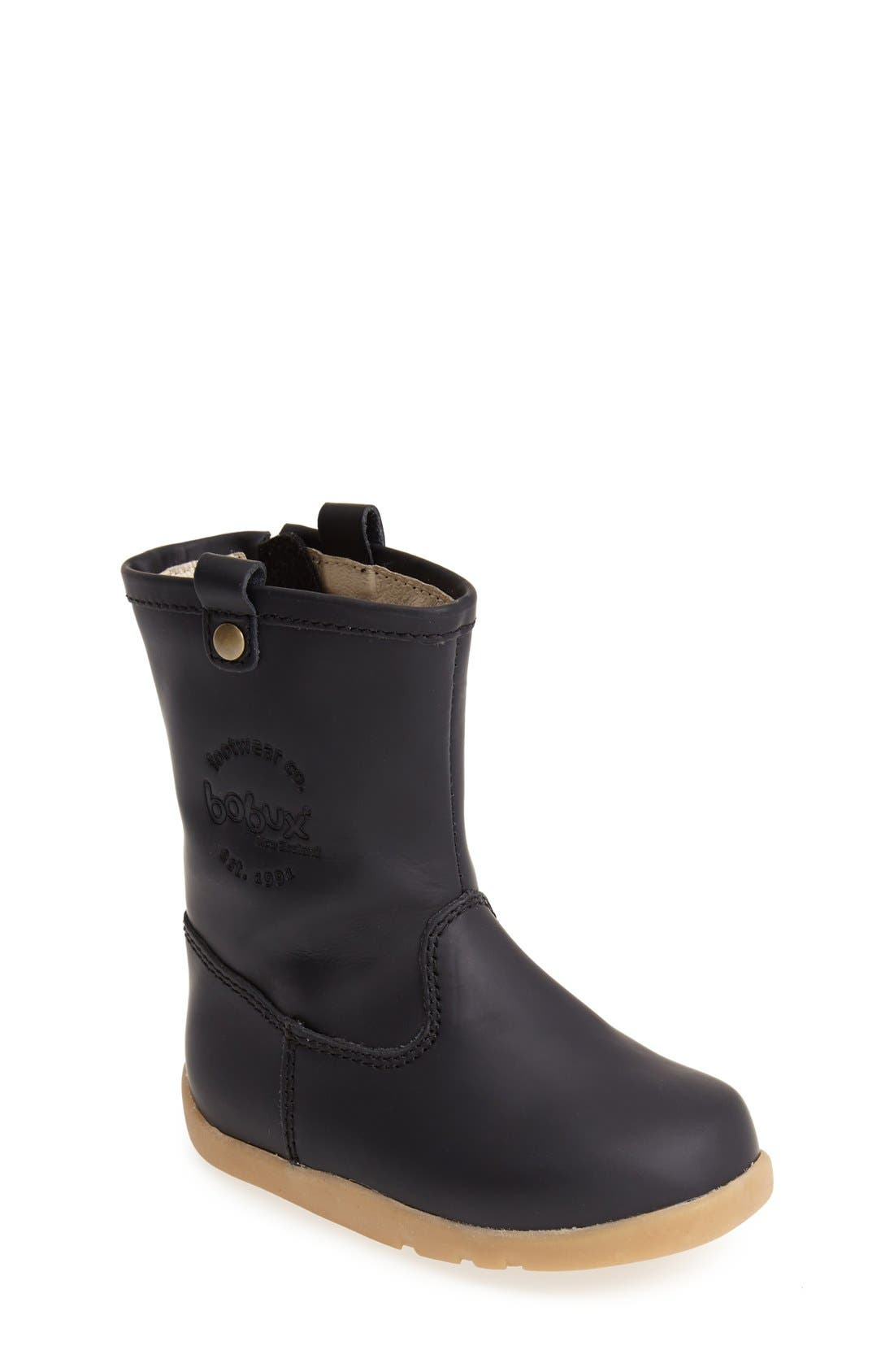 'I-Walk - Splash' Waterproof Rain Boot,                             Main thumbnail 1, color,                             001