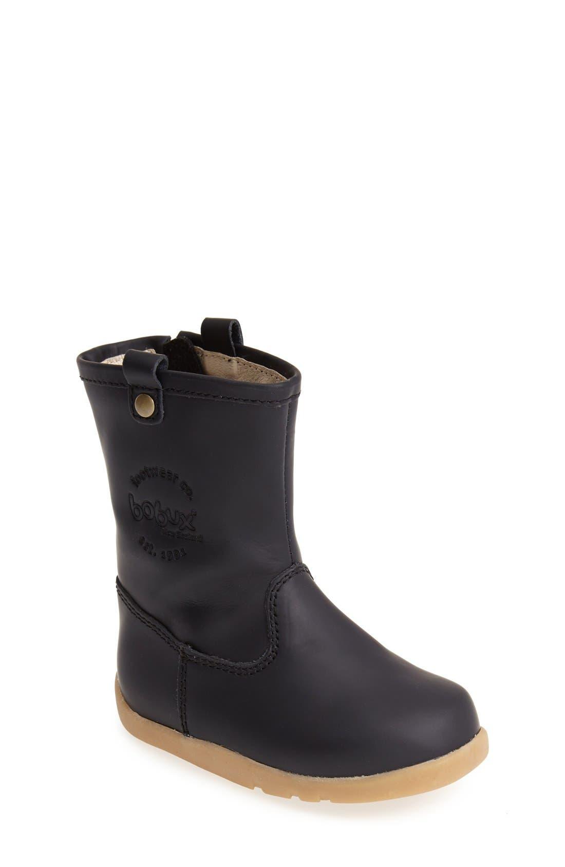 'I-Walk - Splash' Waterproof Rain Boot, Main, color, 001