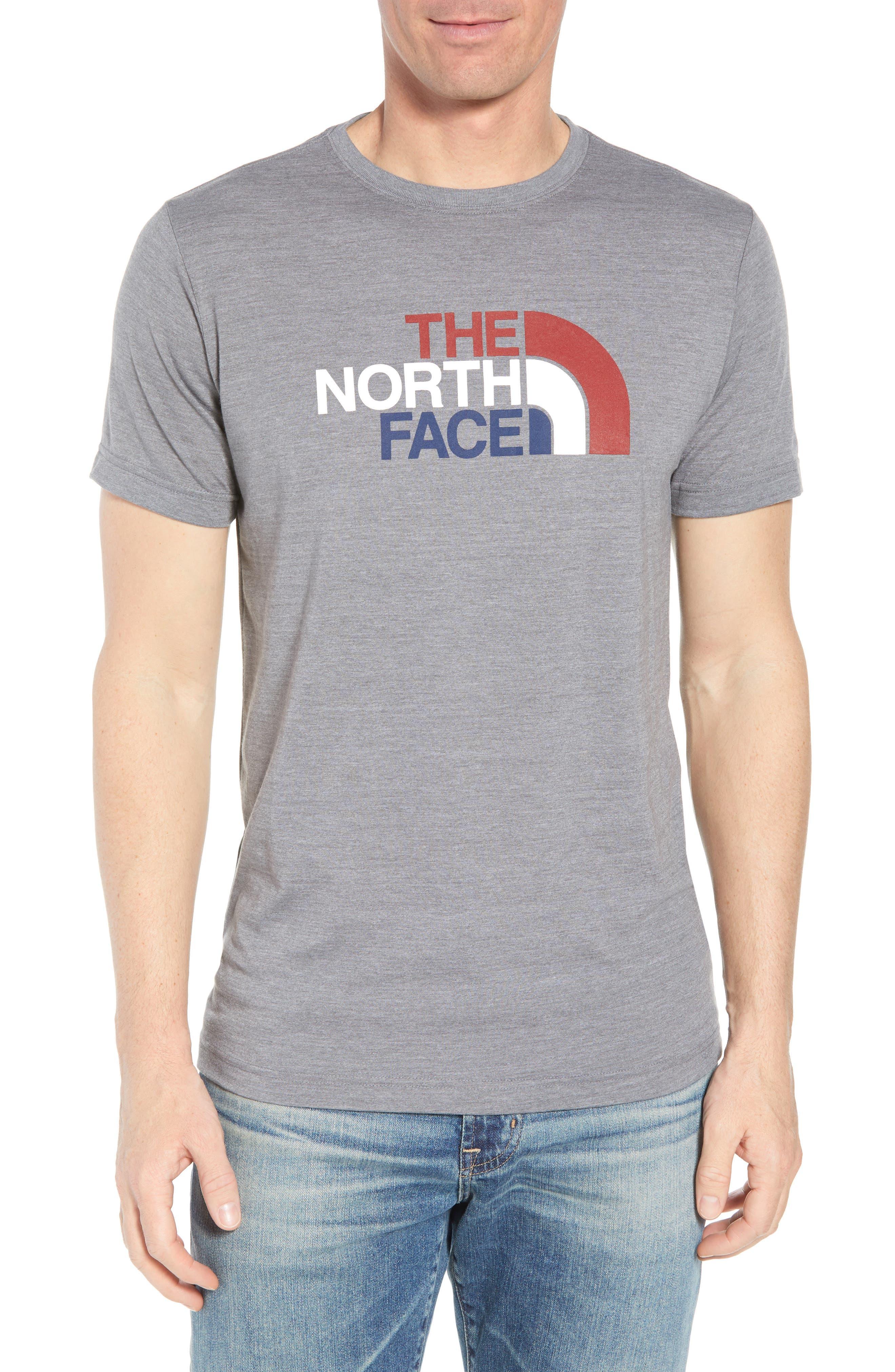 Americana Crewneck T-Shirt,                         Main,                         color,