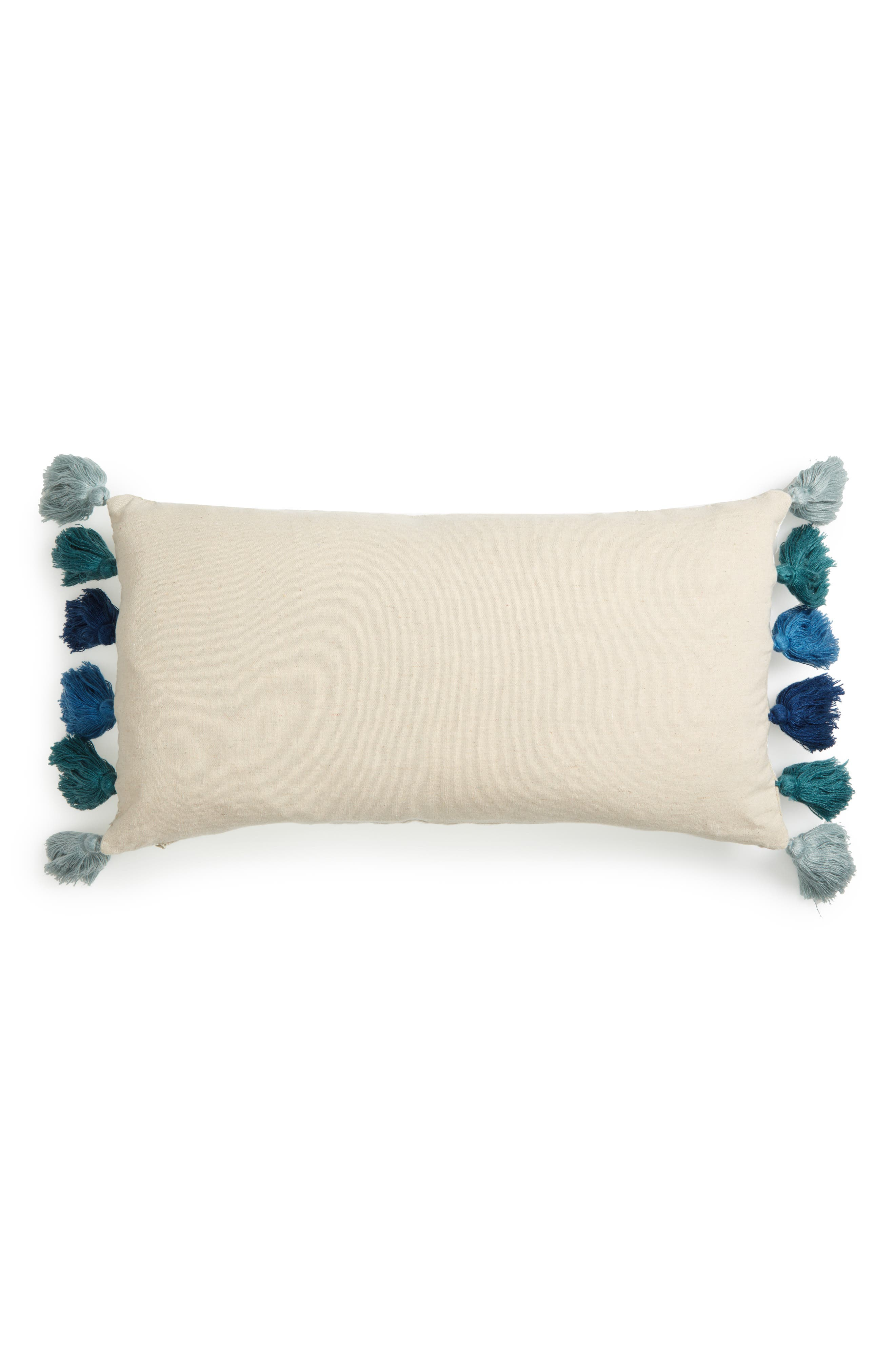 Beckett Embroidered Pillow,                             Alternate thumbnail 2, color,                             250