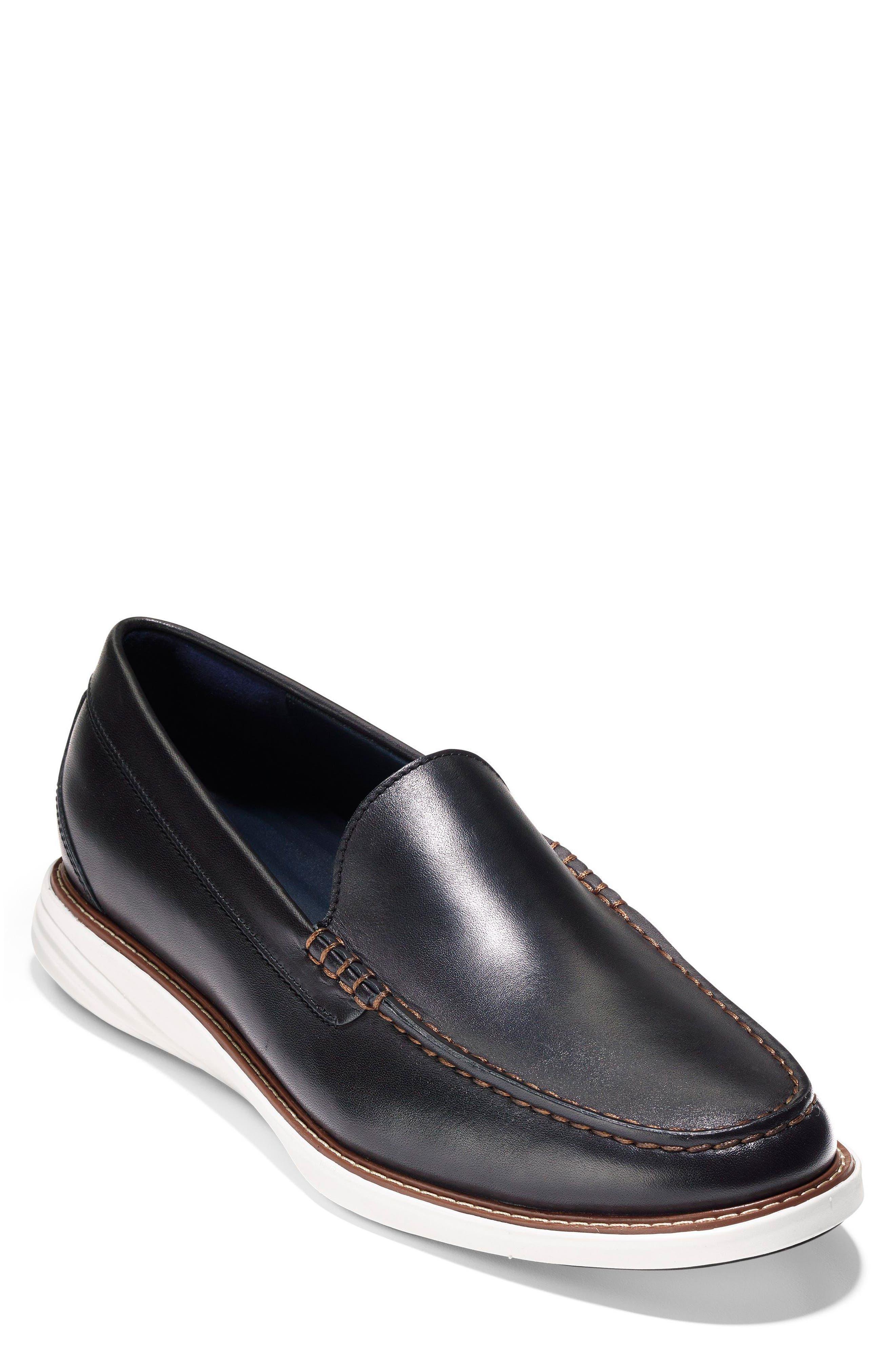 COLE HAAN GrandEvølution Venetian Loafer, Main, color, 001