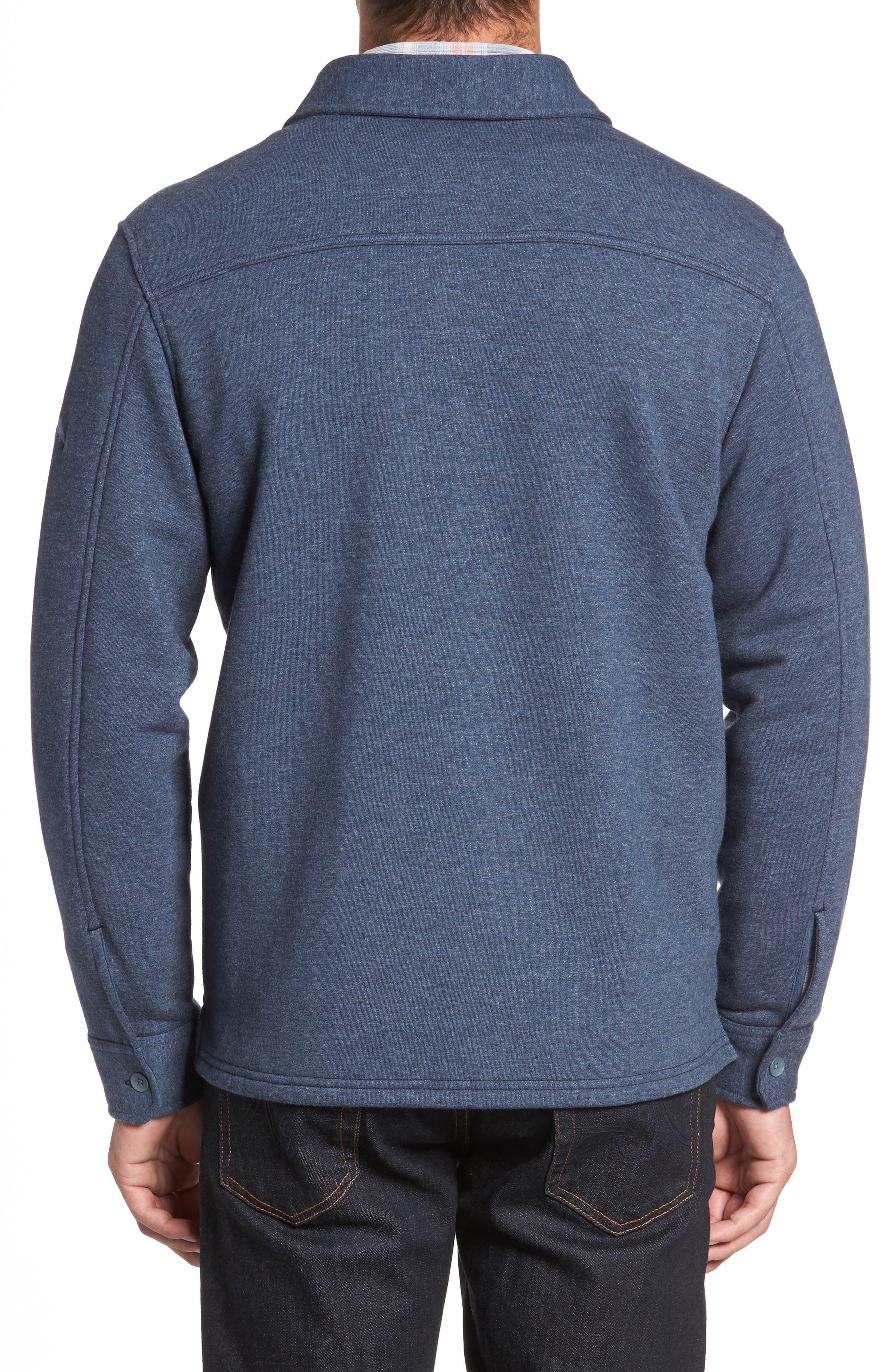 Oceanside Woven Shirt,                             Alternate thumbnail 8, color,