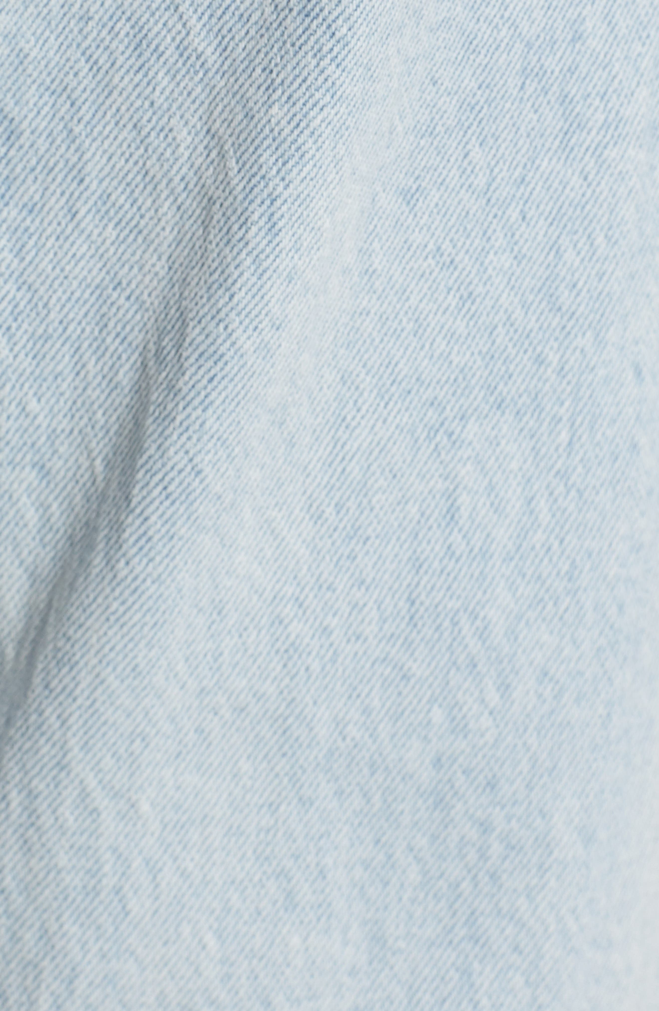 501<sup>®</sup> Ankle Slim Jeans,                             Alternate thumbnail 6, color,                             450