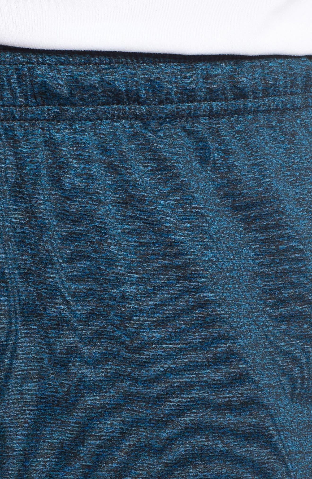 'Raid' HeatGear<sup>®</sup> Loose Fit Athletic Shorts,                             Alternate thumbnail 4, color,                             405